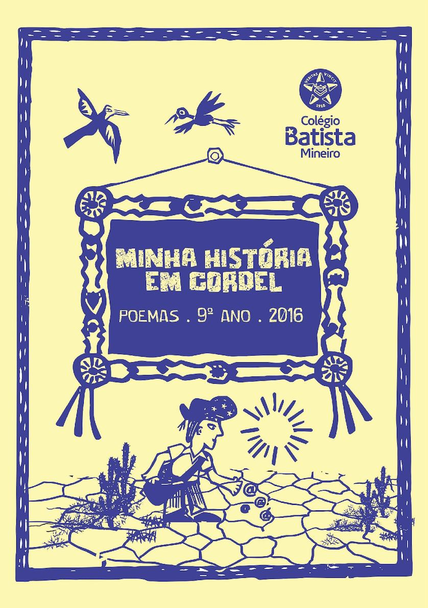 Minha História em Cordel