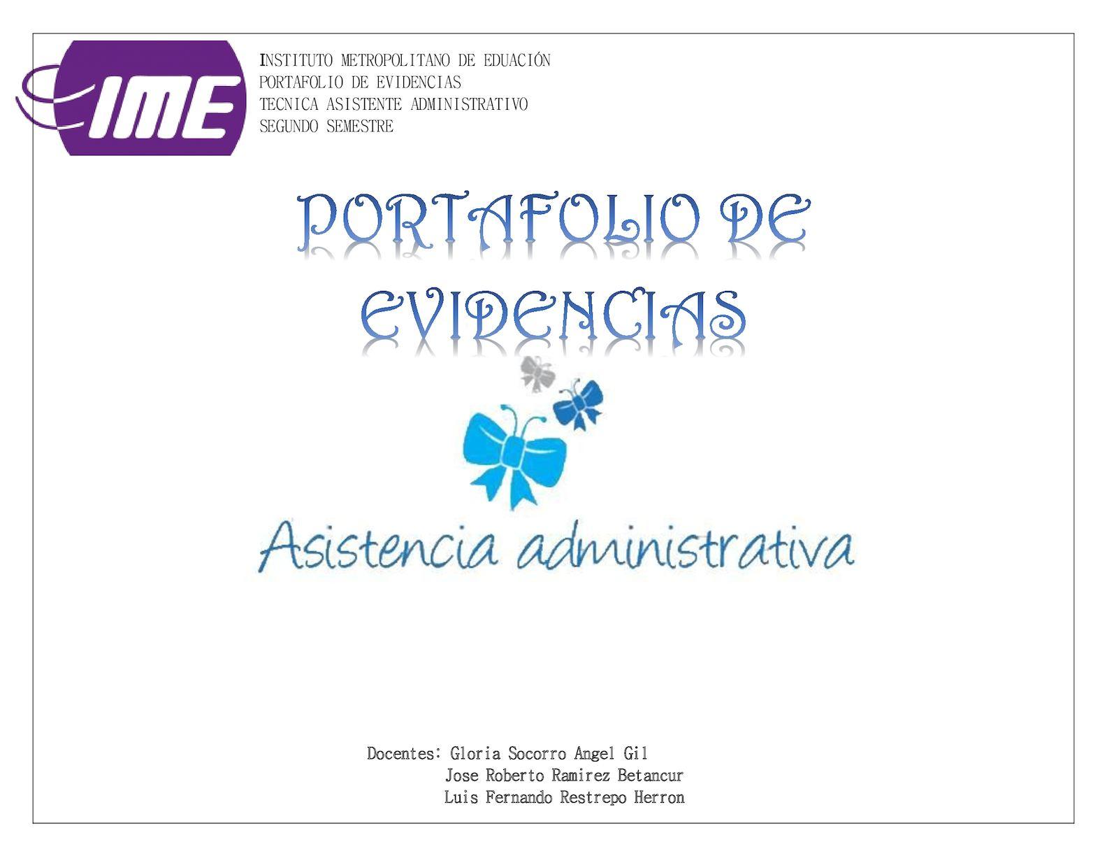 Calaméo - Portafolio De Evidencias II SEMESTRE