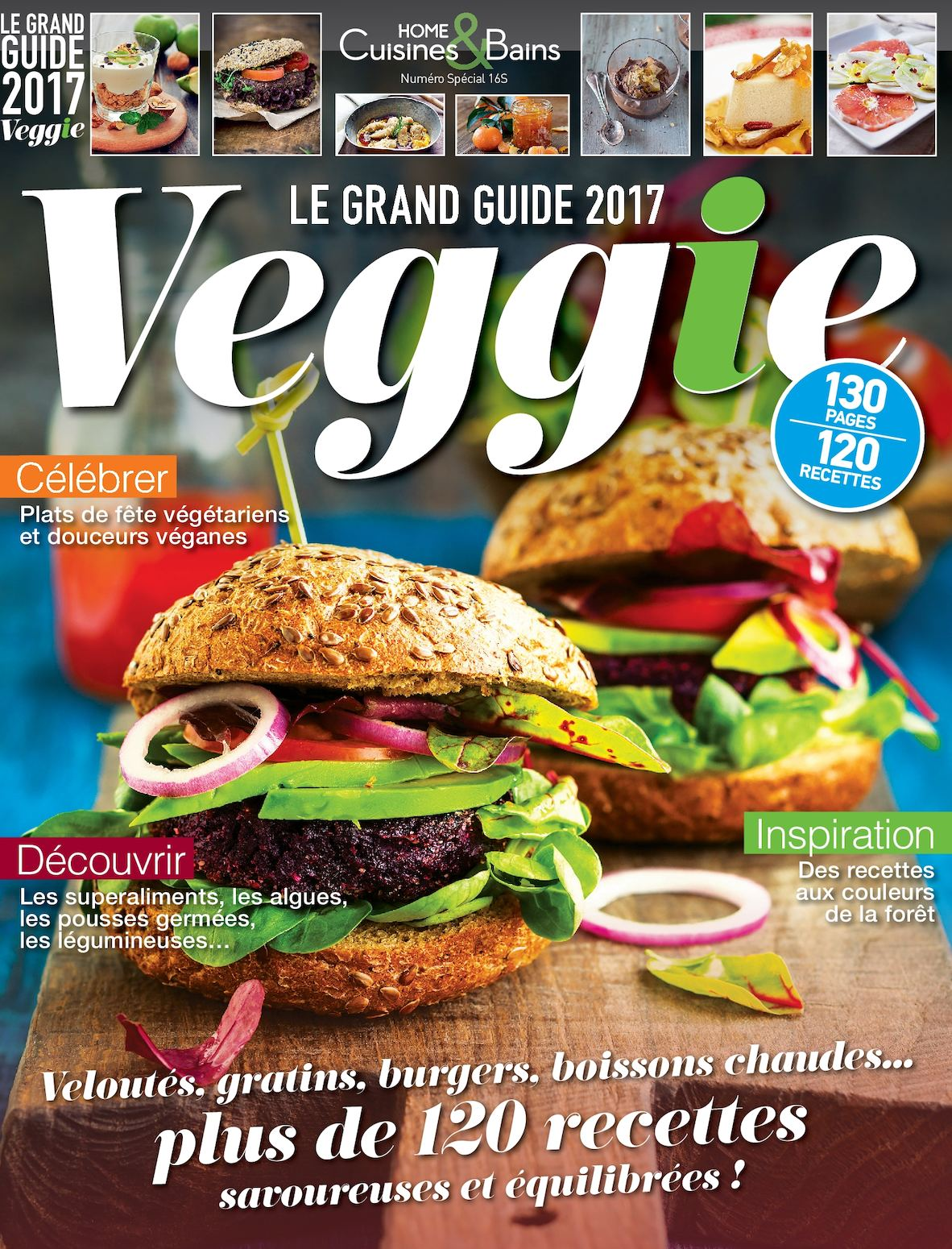 Le grand guide 2017 Veggie