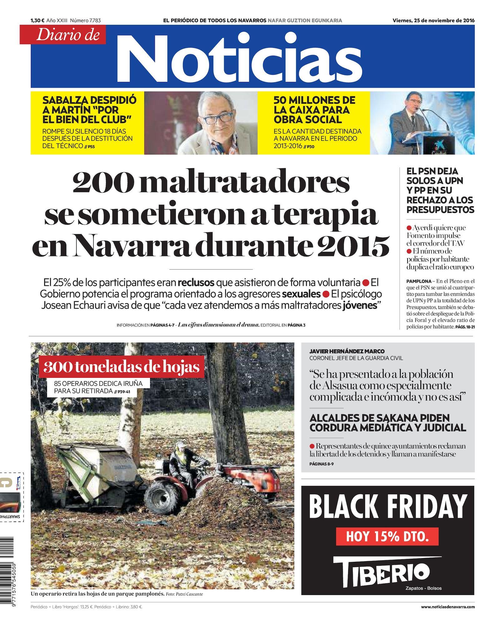 Calaméo - Diario de Noticias 20161125