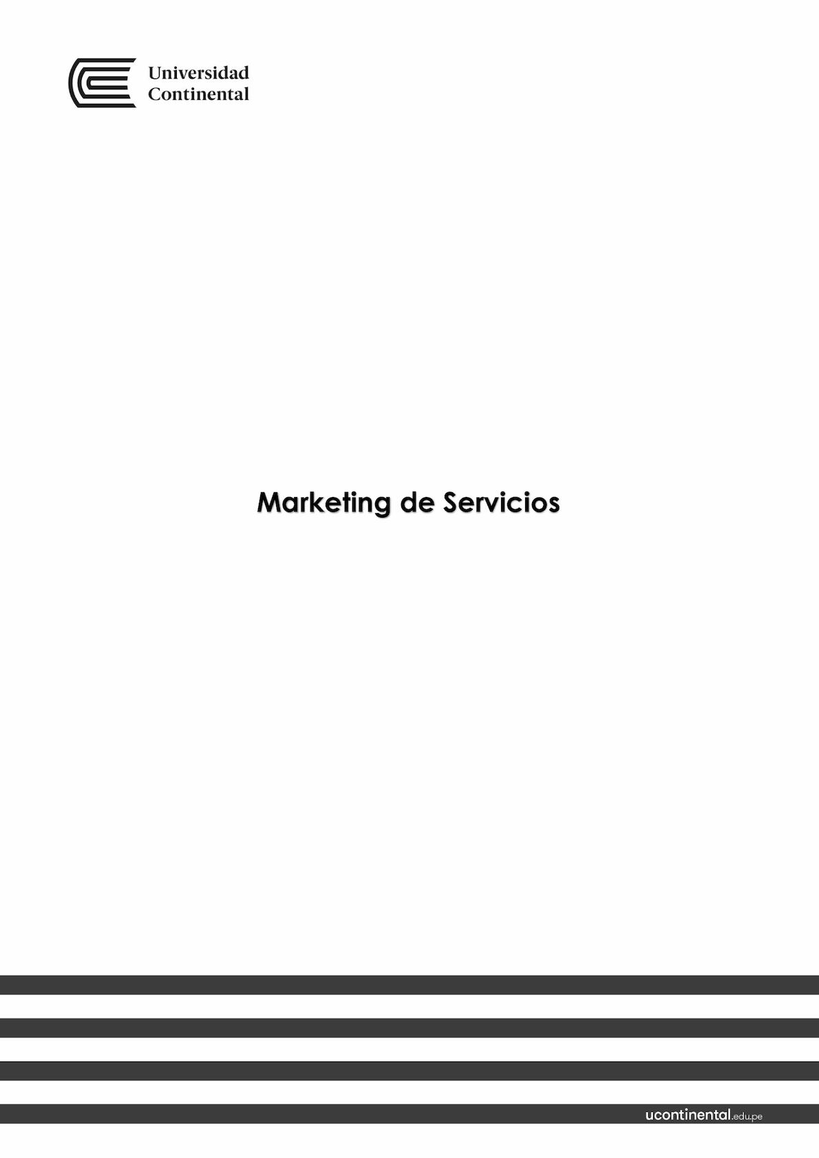 Calaméo - Texto De Marketing De Serviciosv1