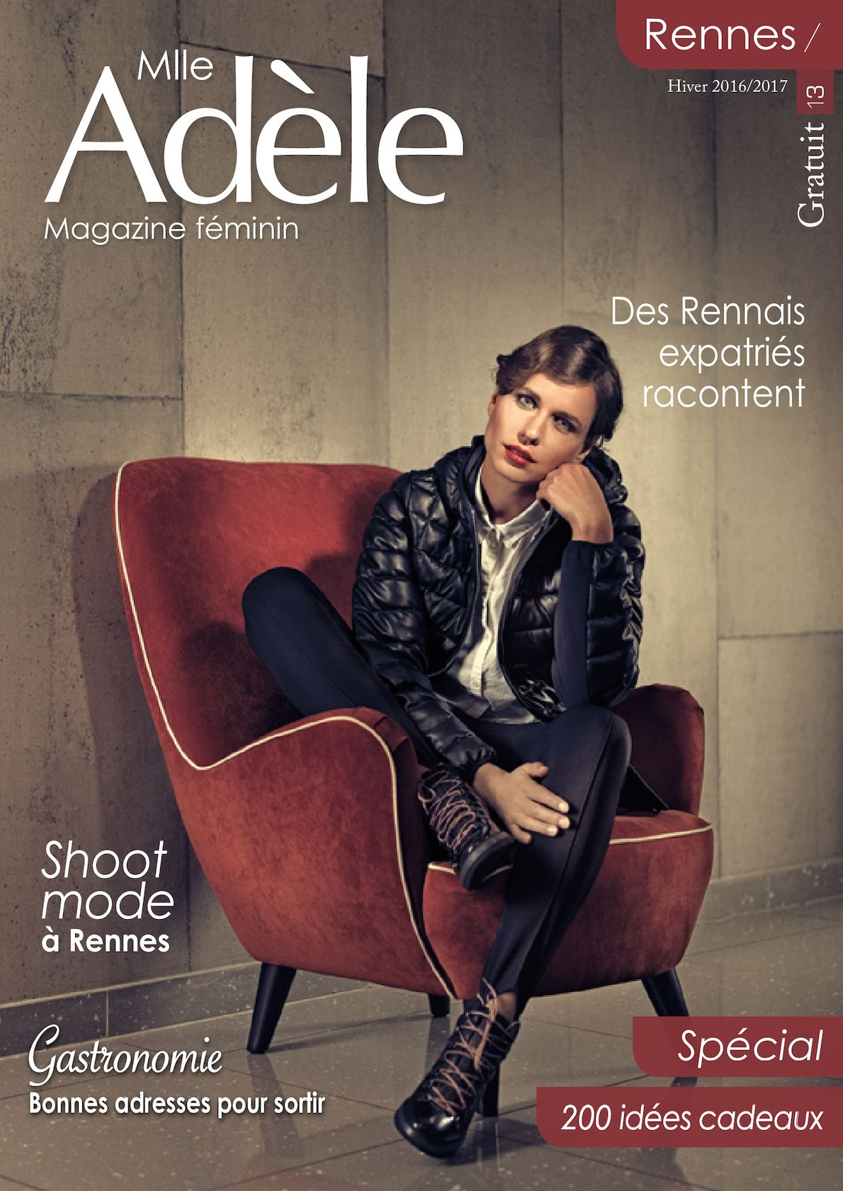 Calaméo Magazine Mlle Adèle Rennes N°13 N°13 Rennes 56d43c