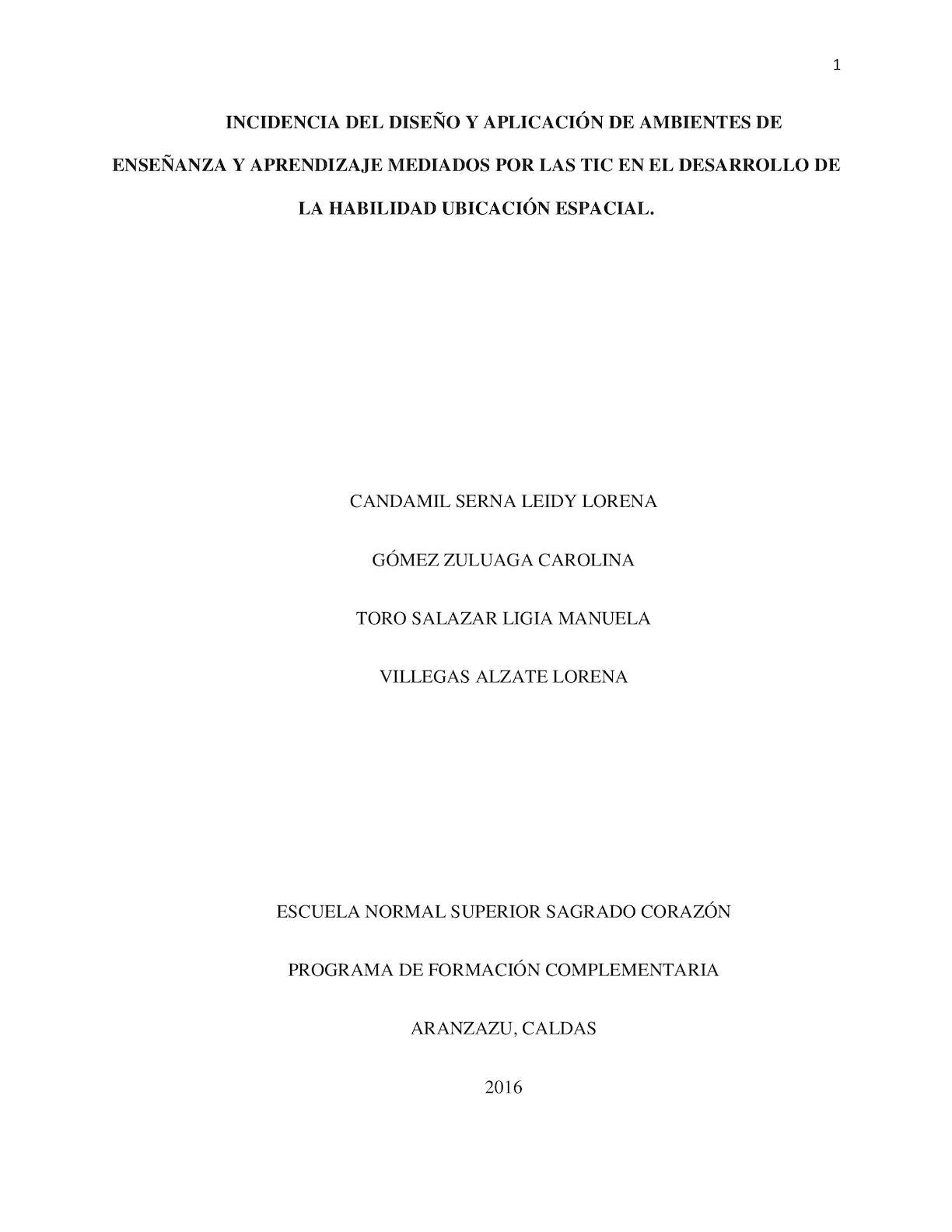 Calaméo - Incidencia del diseñcación de ambientes de enseñanza y ...