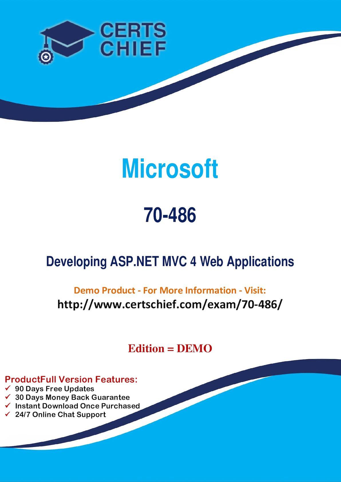 Calamo 70 486 Certification Preparation Material