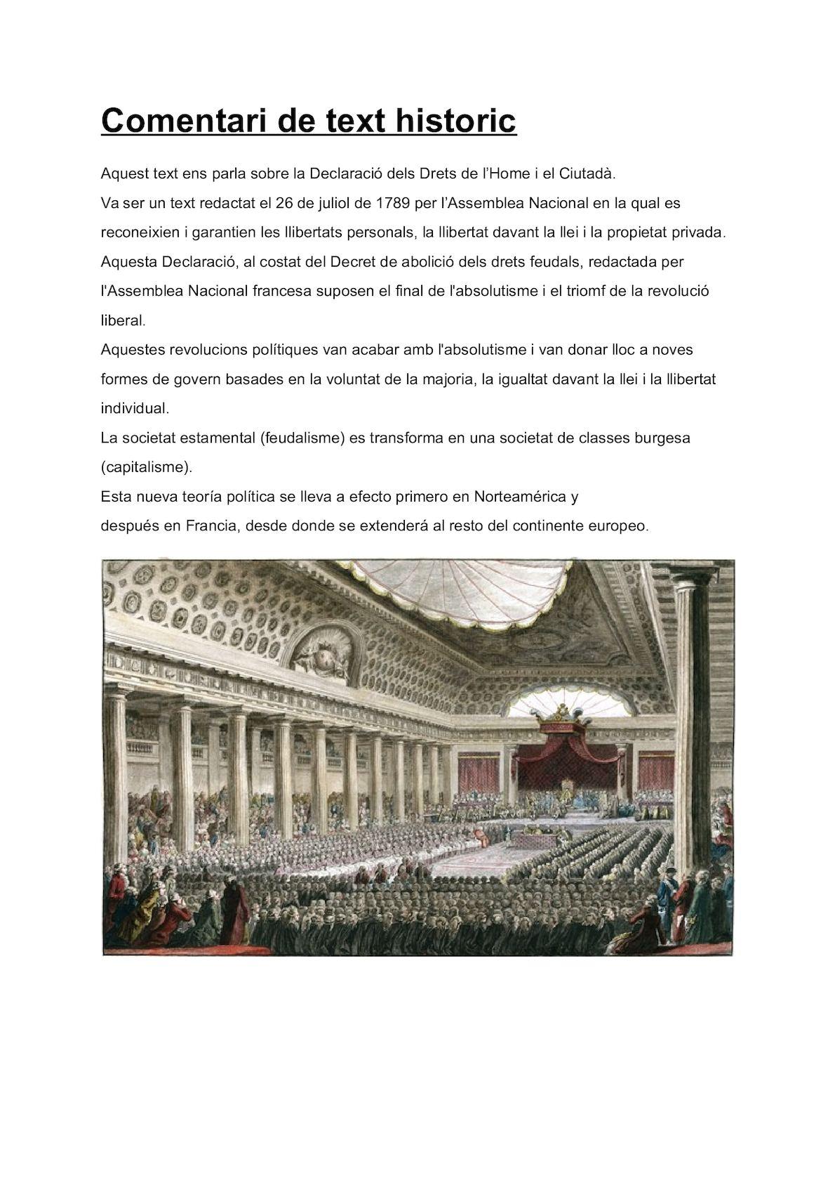 Comentari de text historic (1)