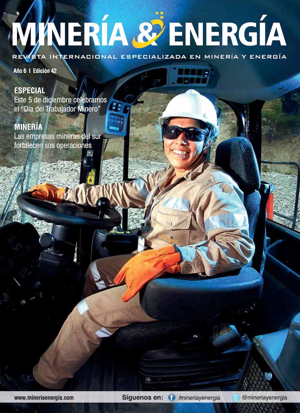 Calaméo - Revista Minería y Energía Edición Nº 42