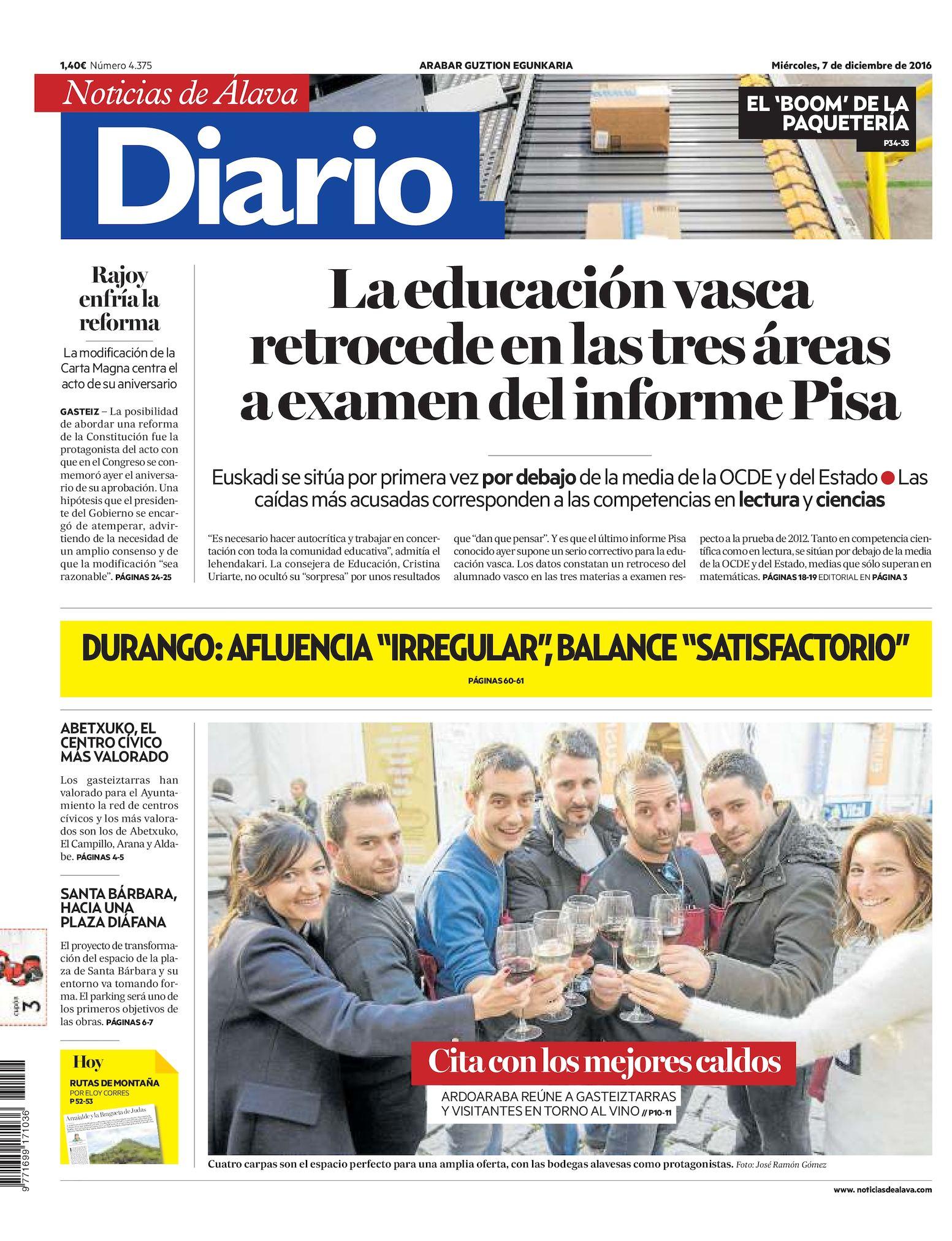 Calaméo - Diario de Noticias de Álava 20161207