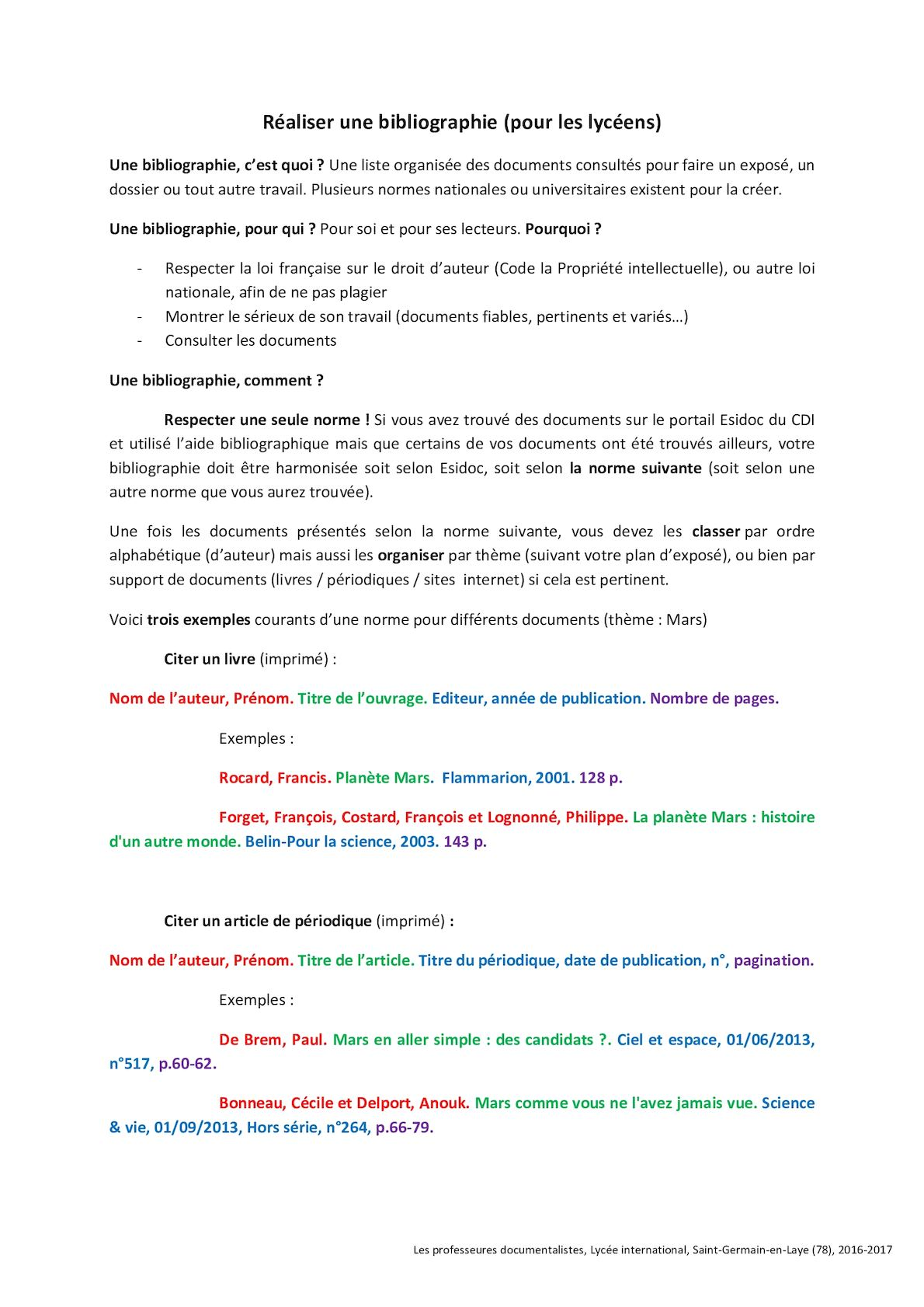 Calaméo - Réaliser une Bibliographie 430f7ac33dd6