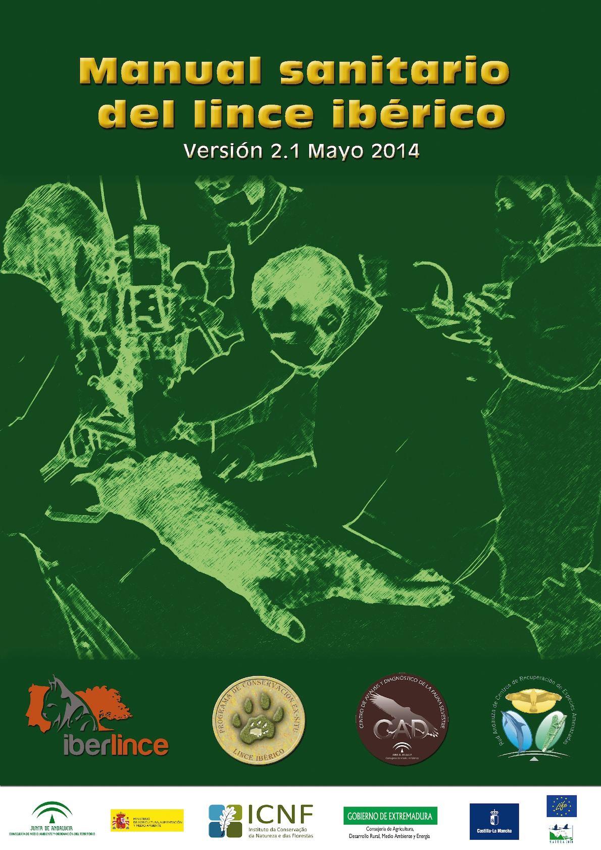 Calaméo - Manual Sanitario Lince Ibérico. 2014