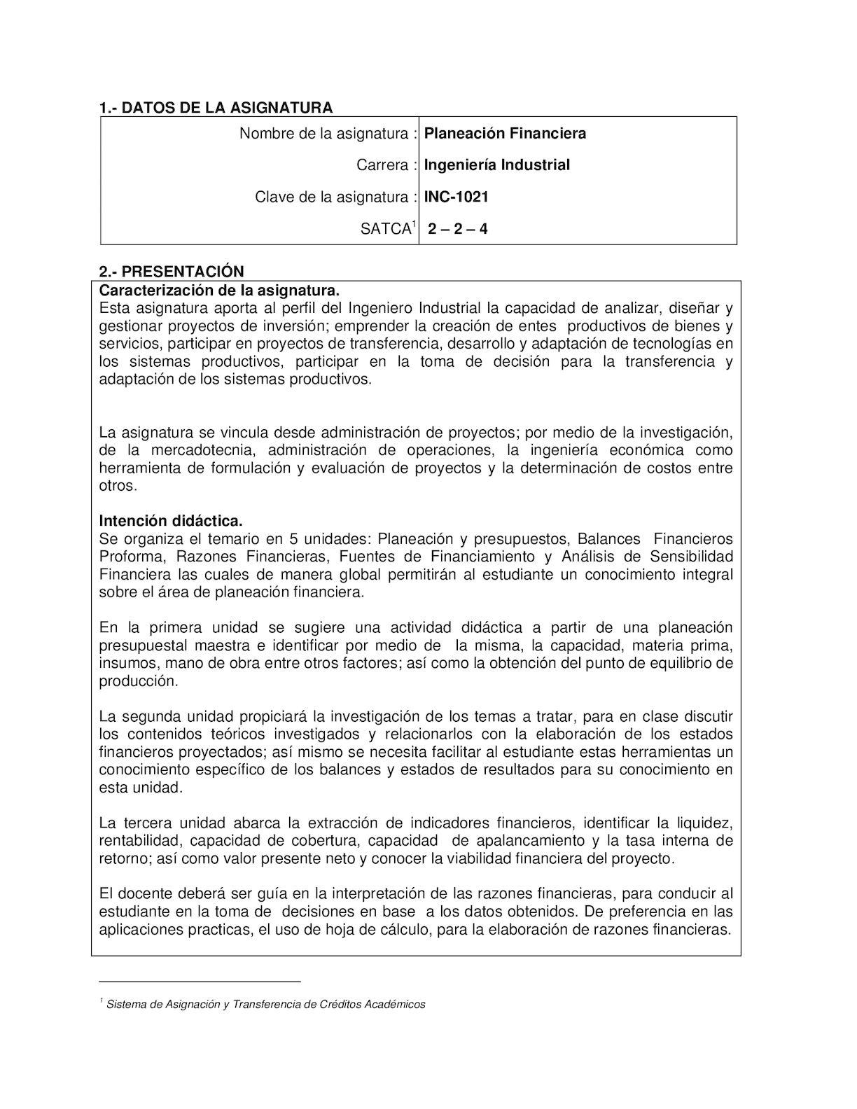 Calaméo - Planeación Financiera Ingenieria Industrial