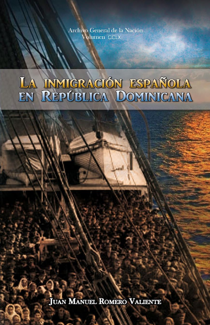 Calaméo - Vol 260 La Inmigracion Espanola En La Republica Dominicana ...