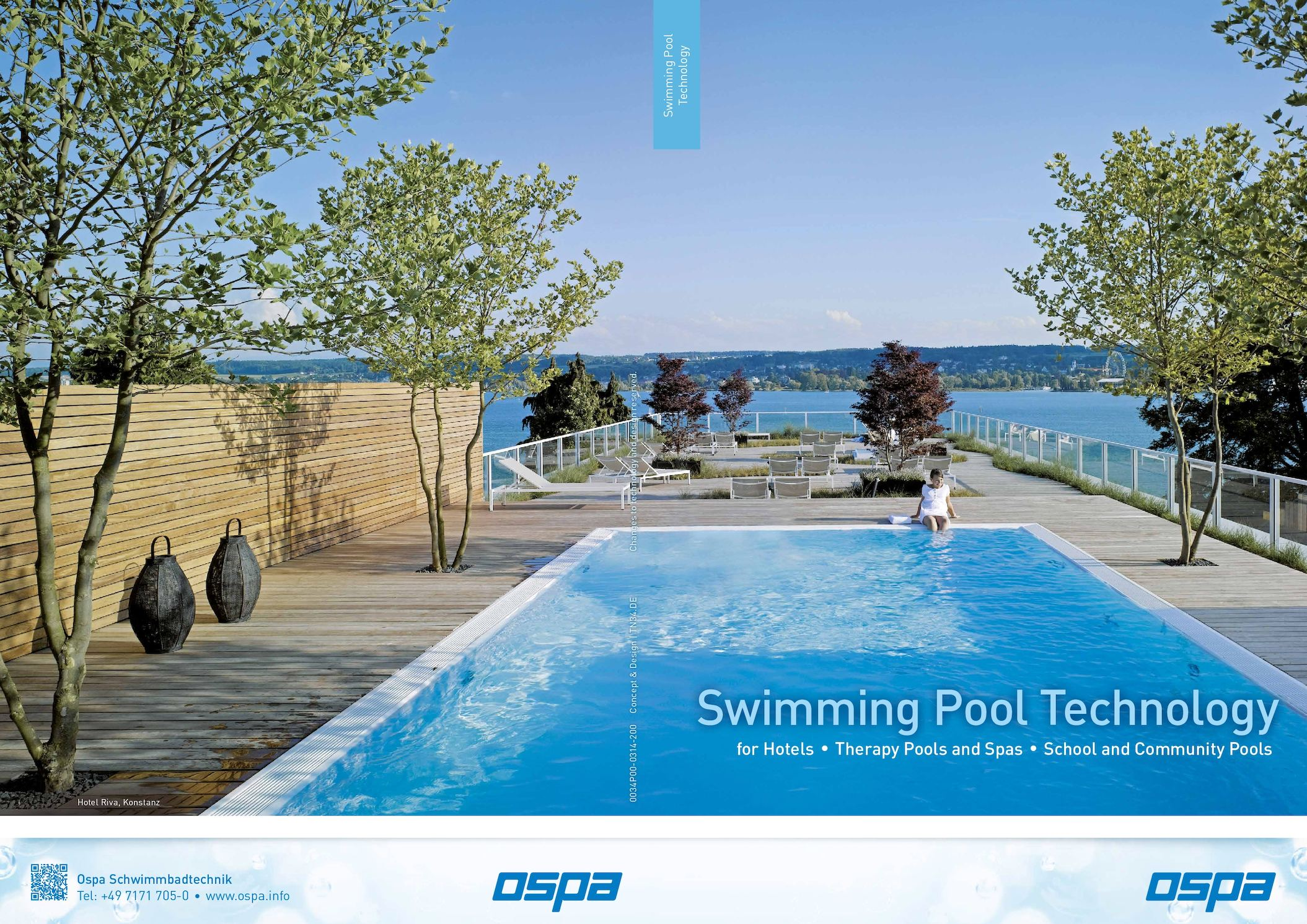 Bezaubernd Eingebauter Pool Sammlung Von Calaméo - Ospa Swimming Technology For Hotels,