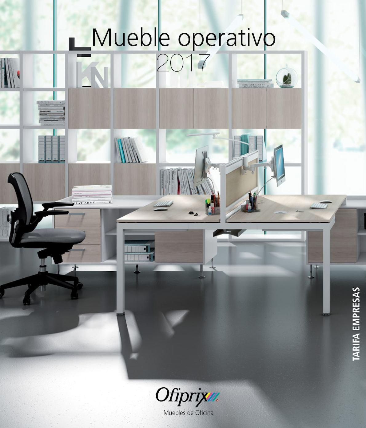 Calam o ofiprix mueble operativo for Muebles de oficina precios