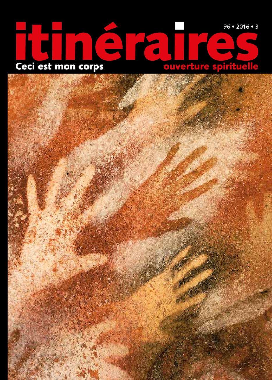 Revue Itineraires N°96