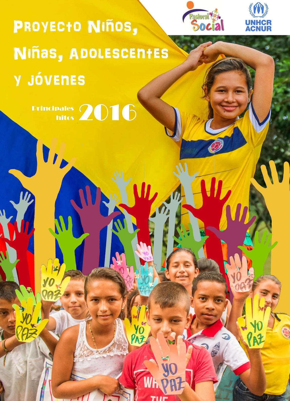 Proyecto Niños, Niñas y Jóvenes: Principales Hitos