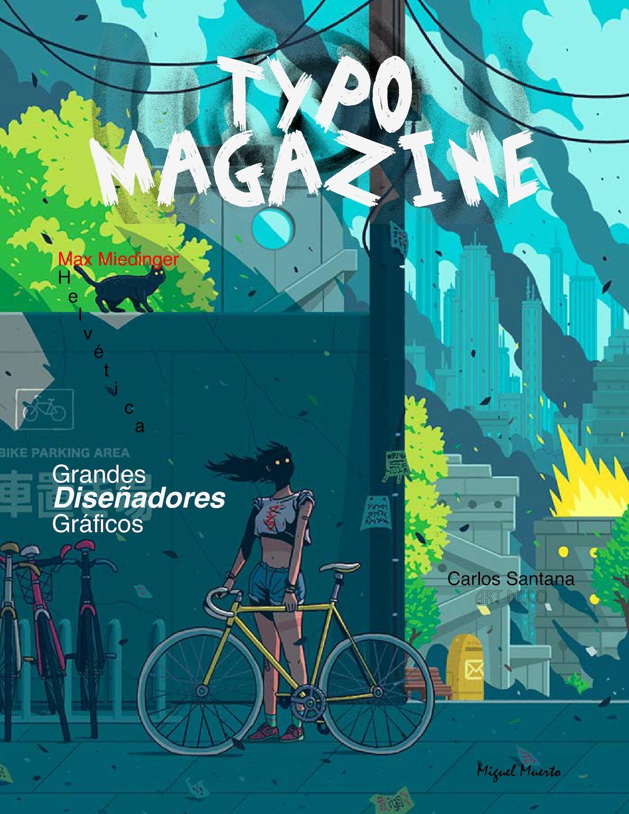 Revista Typomagazine100050685