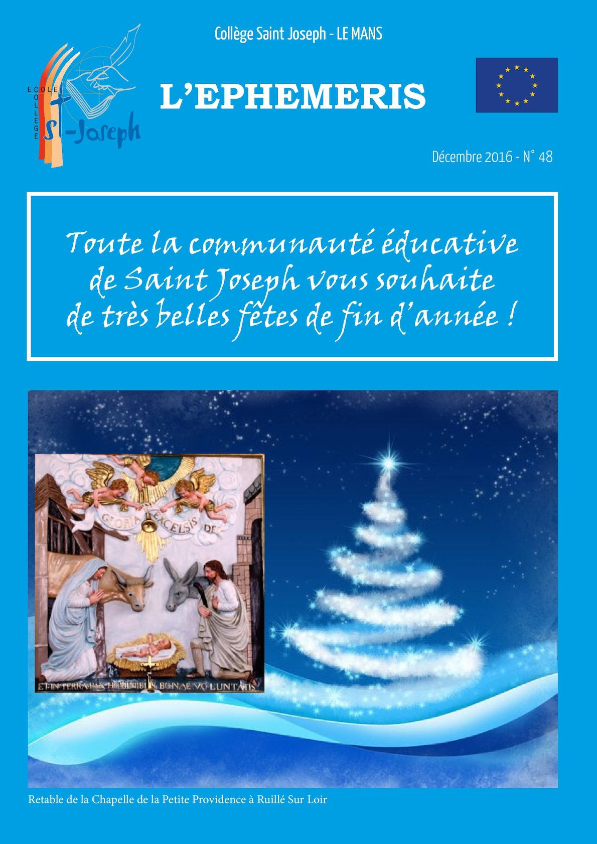 Journal College Decembre 2016