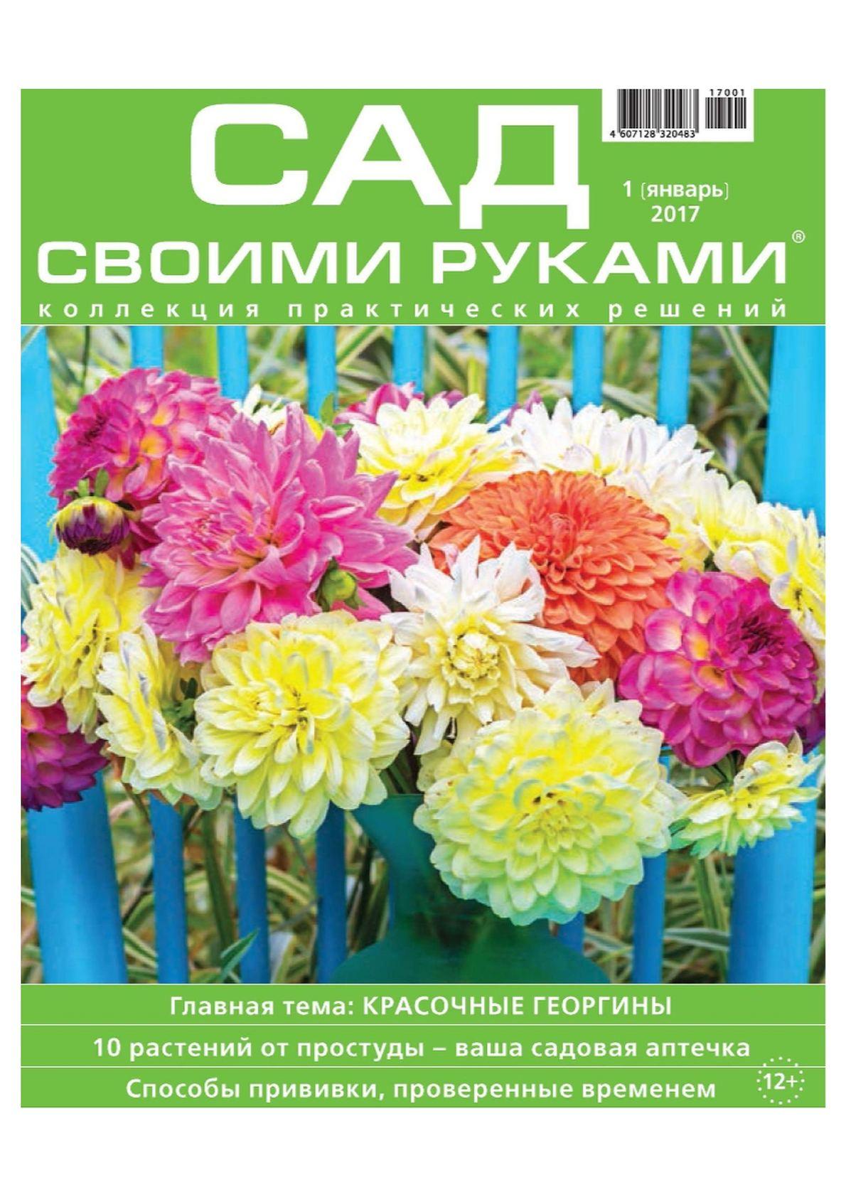 Журнал Сад своими руками 2 2013