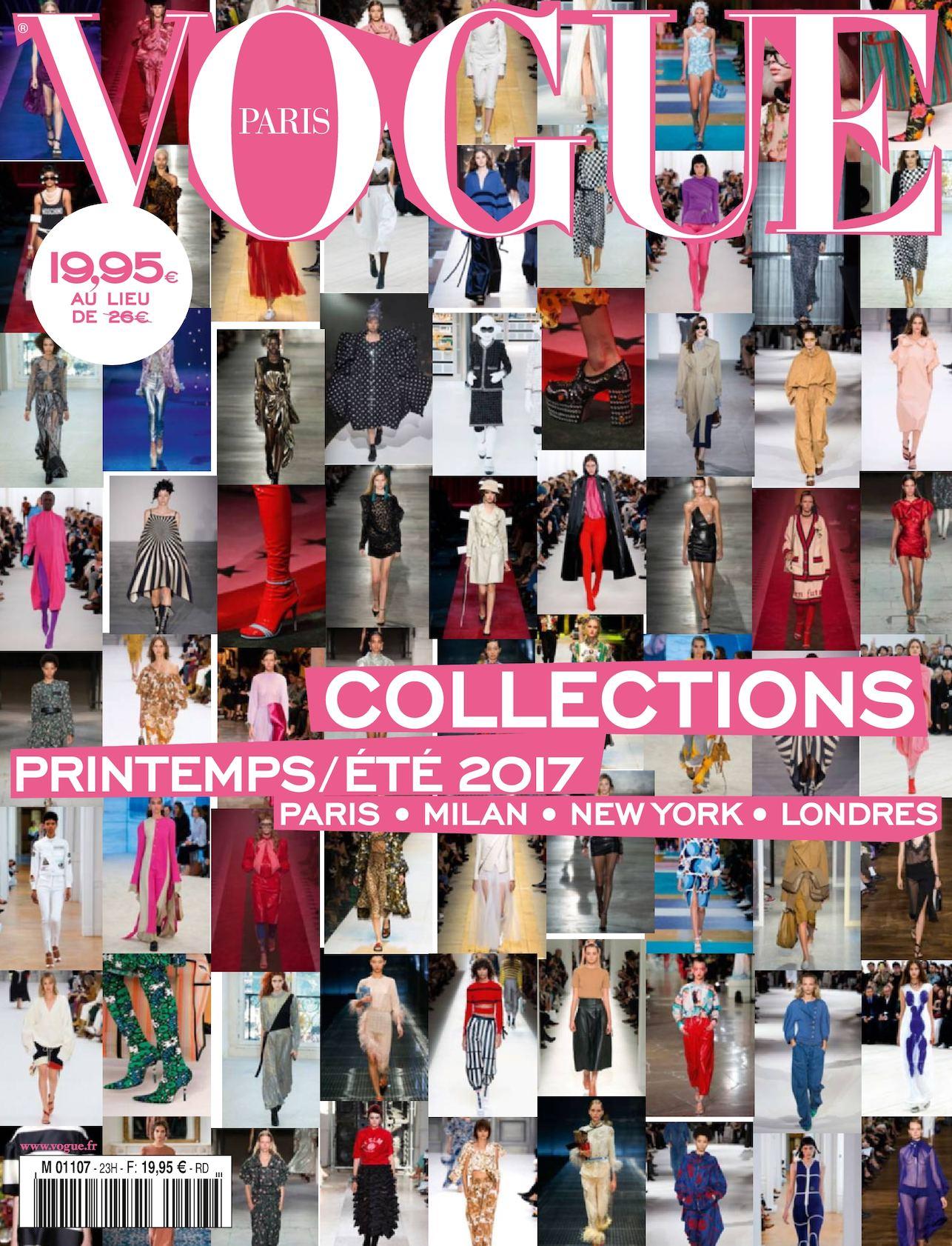 MMS - Vogue Paris Ccollection Printemps été 2017