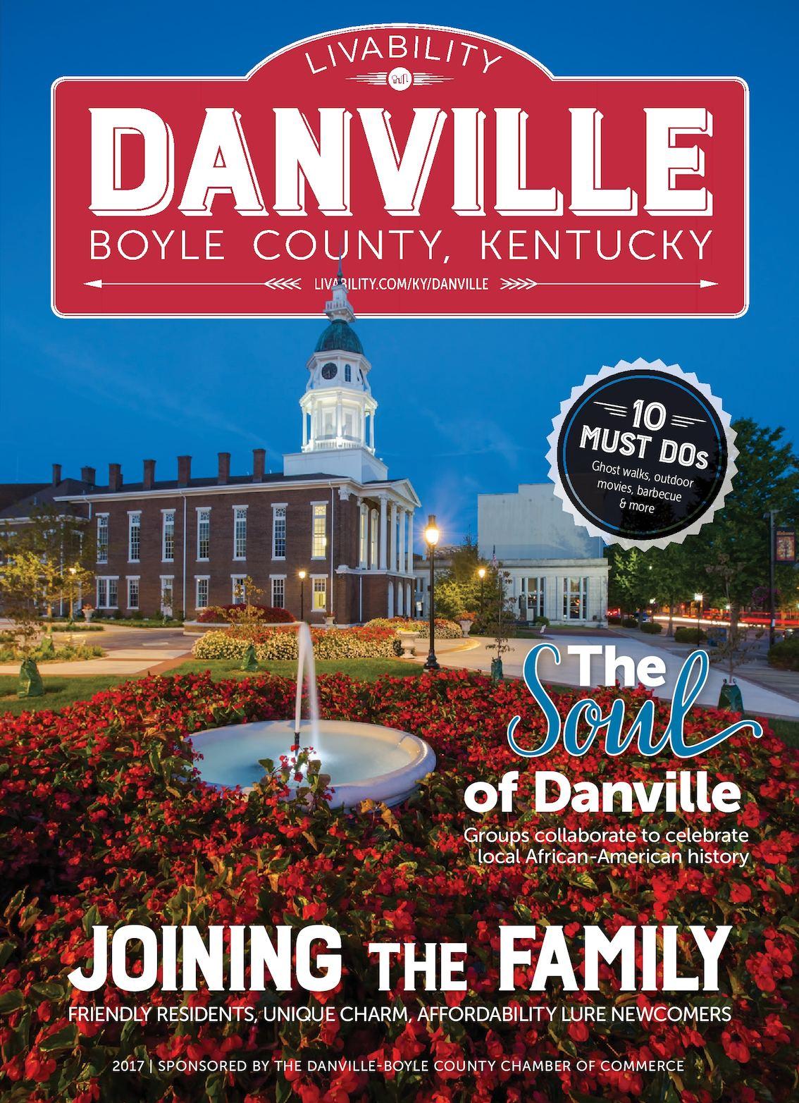 Calamo Livability Danville Boyle County Ky 2017