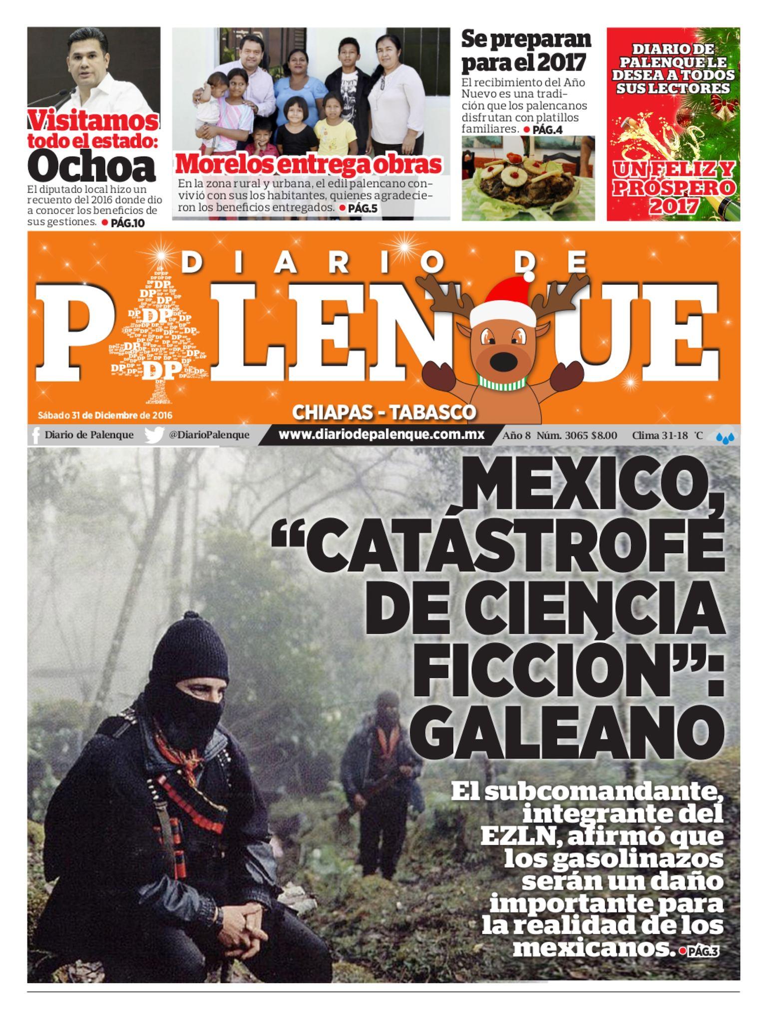 Calaméo - Diario 31/12/2016