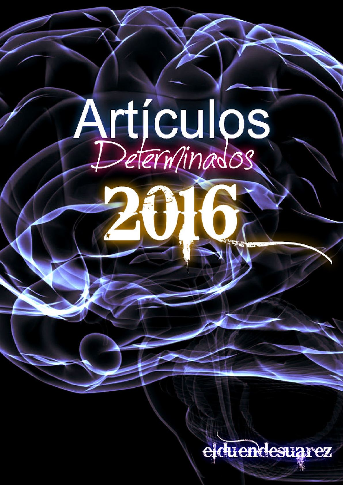 Calaméo - Artículos Detreminados 2016