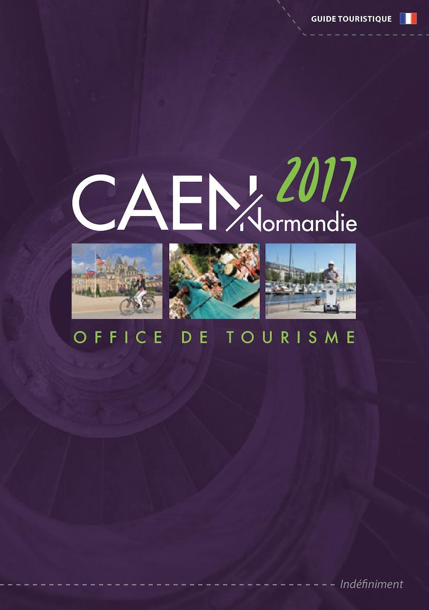 calaméo - caen 2017 - guide touristique