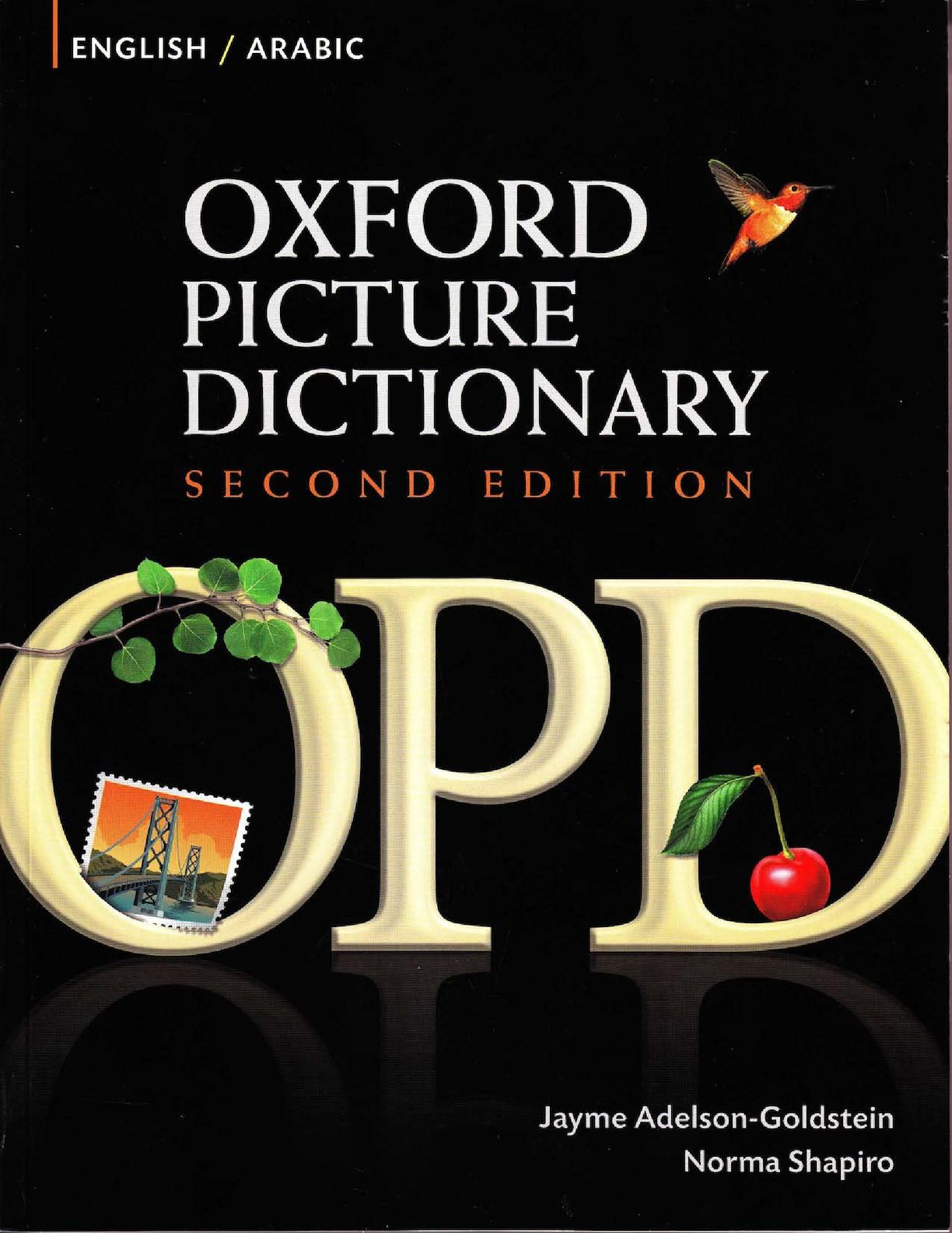 Oxford Picture Dictionary Arabic English