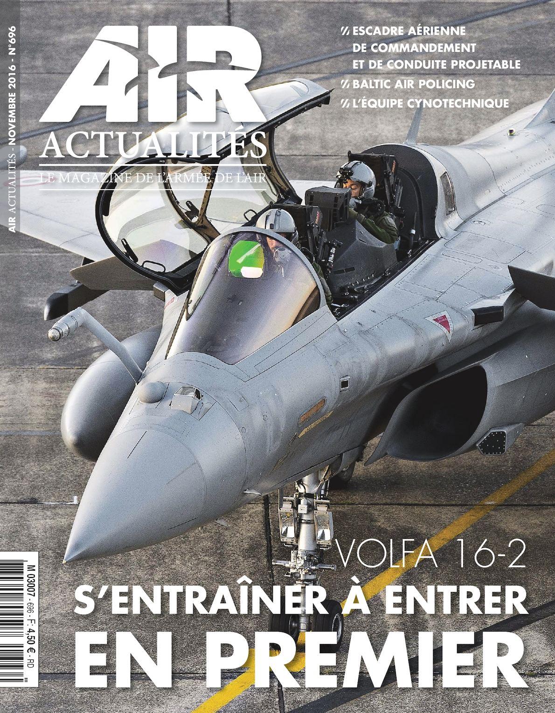 AIR ACTUALITÉS N°696 NOVEMBRE 2016