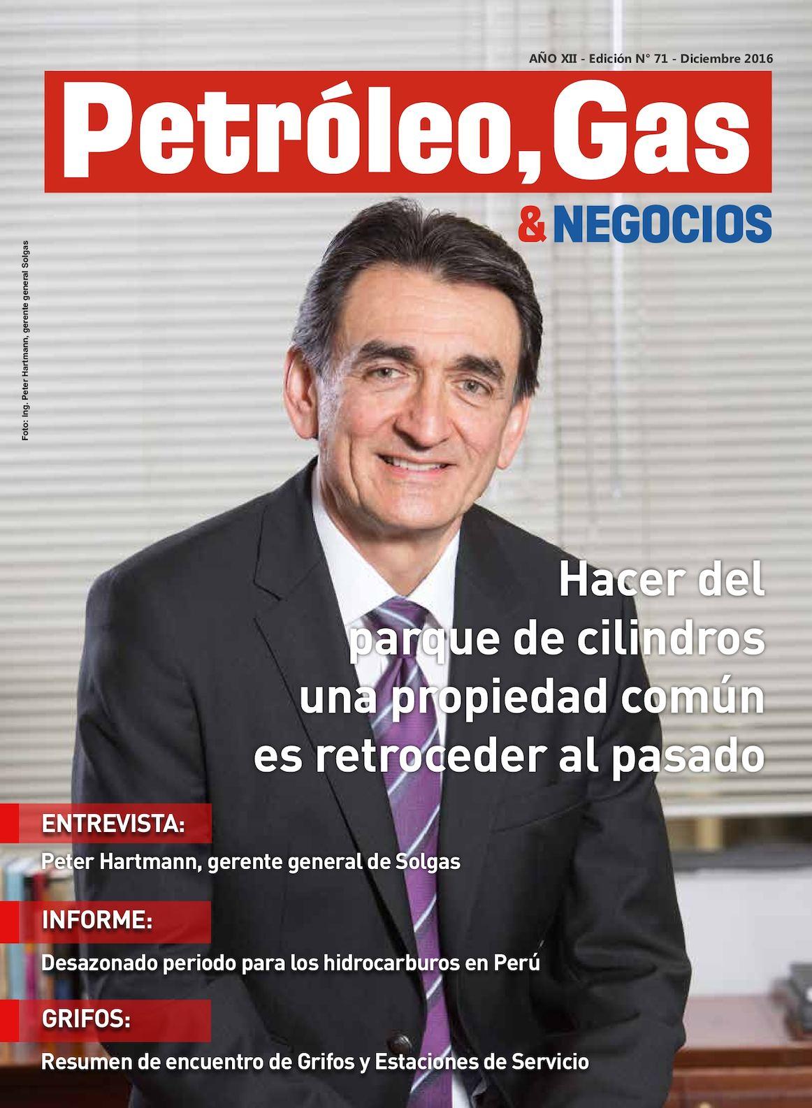 Calaméo - Revista Petroleo, Gas & Negocios Edicion 71