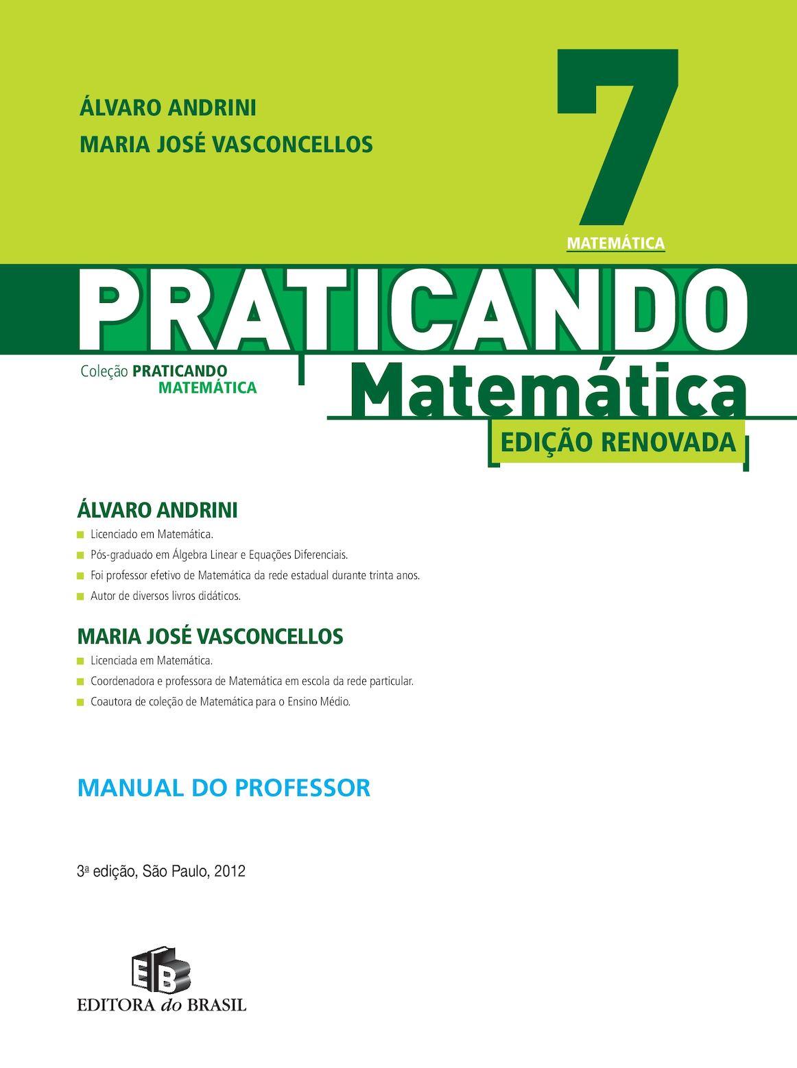 Praticando Matematica 7ano