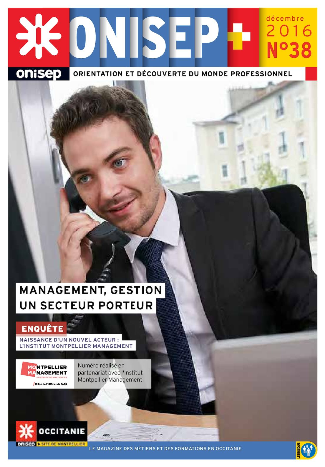 Onisep+ 38 Management Gestion