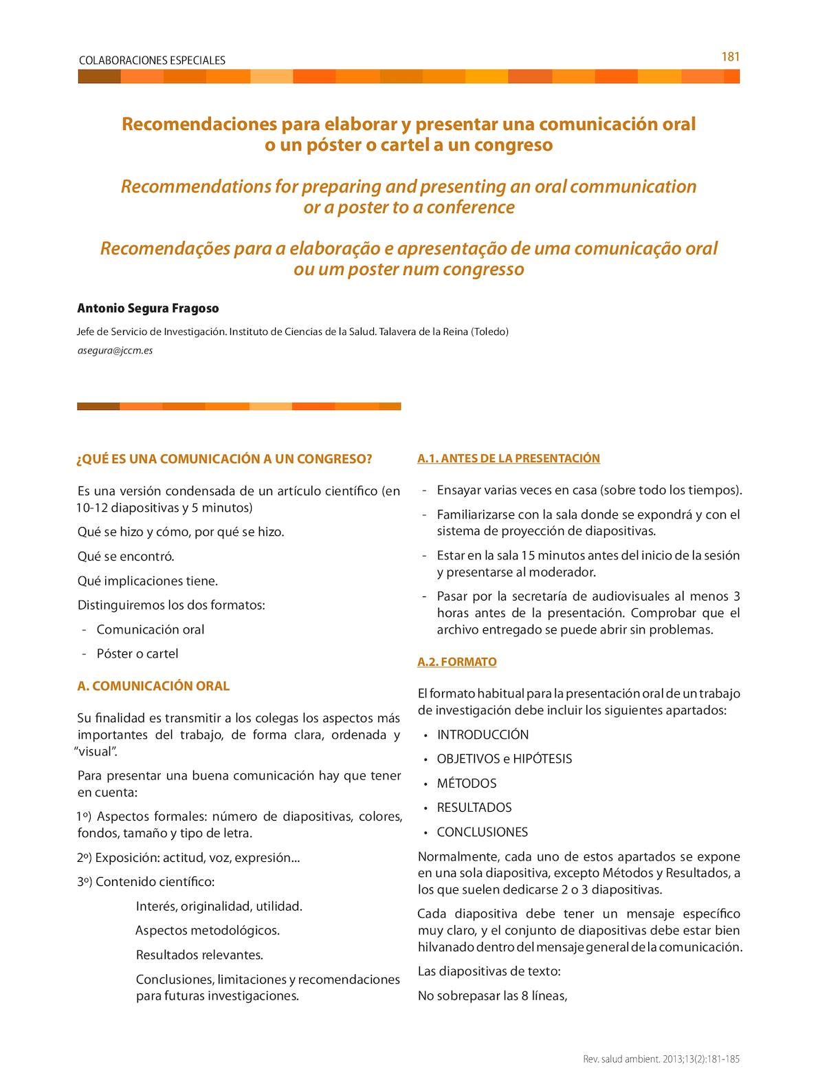 formato poster cientifico - Selo.l-ink.co