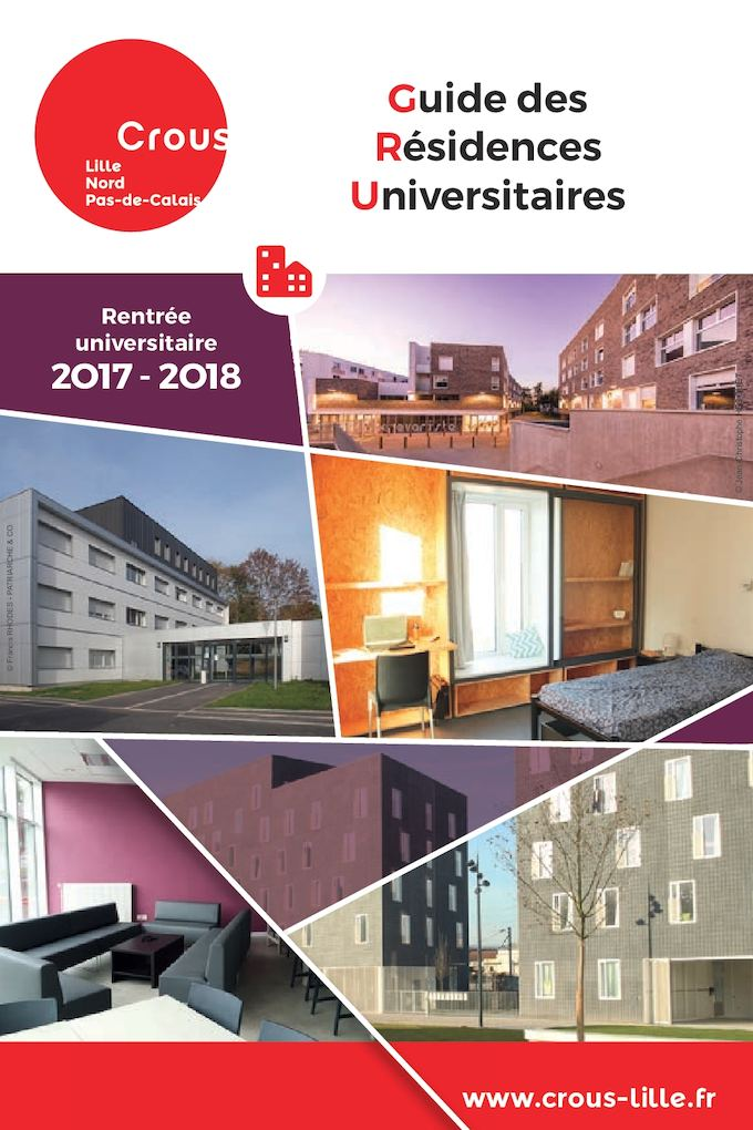 Guide résidence 2017