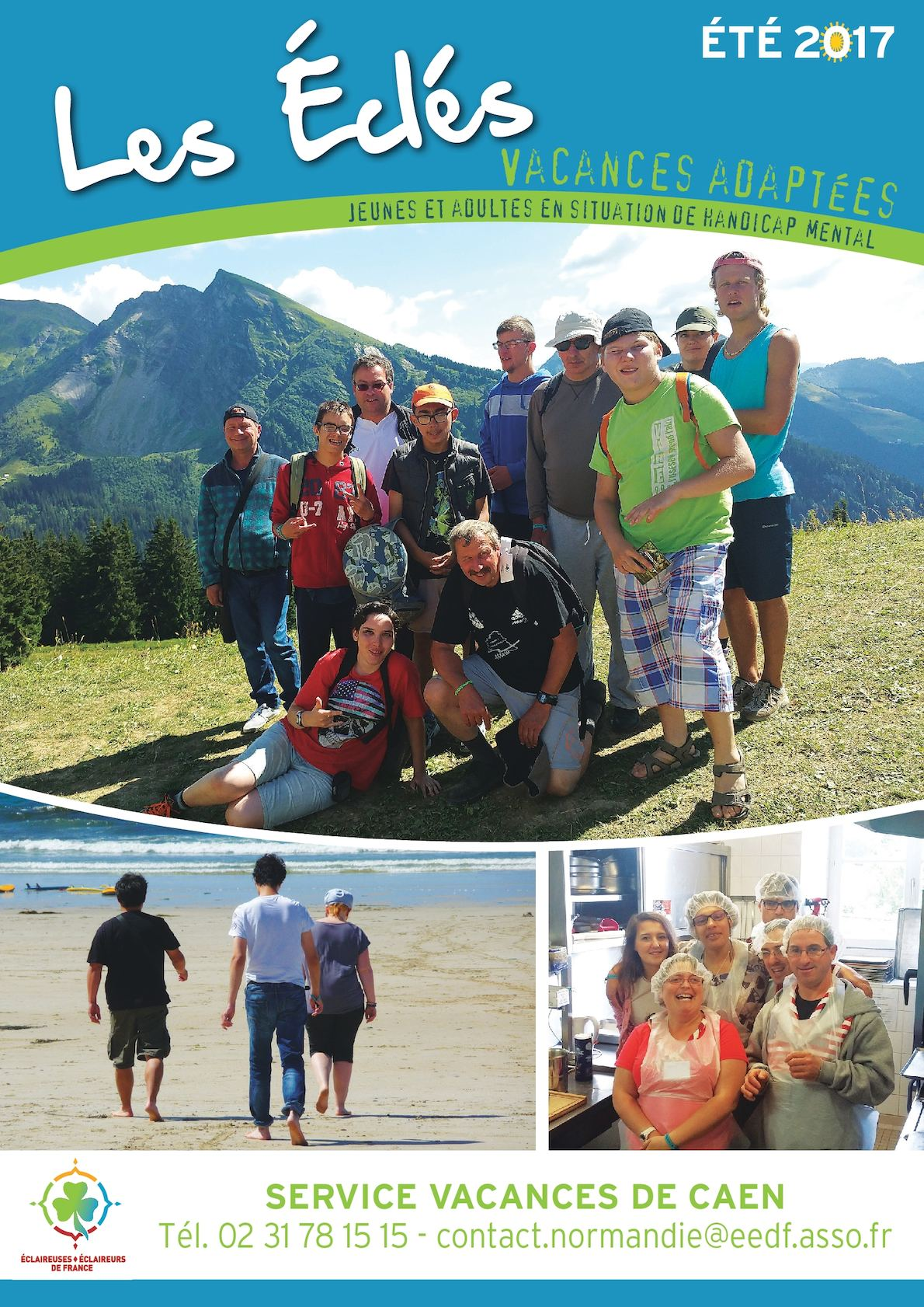 Top Calaméo - Brochure Adultes Ete 2017 vacances adaptées handicap mental GB23