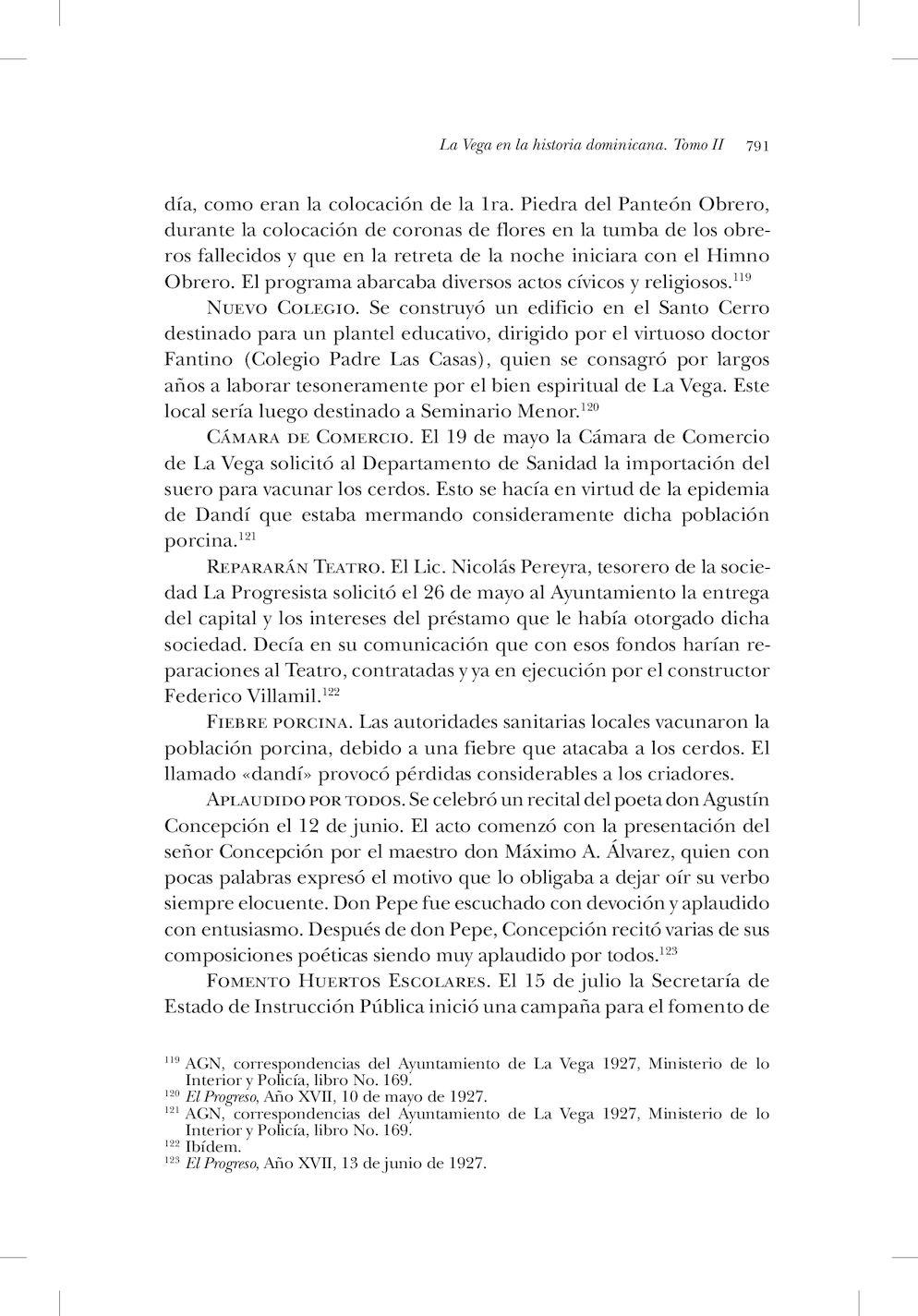 Calaméo - 276 La Vega En La Historia Dominicana Tomo 2 Alfredo ...