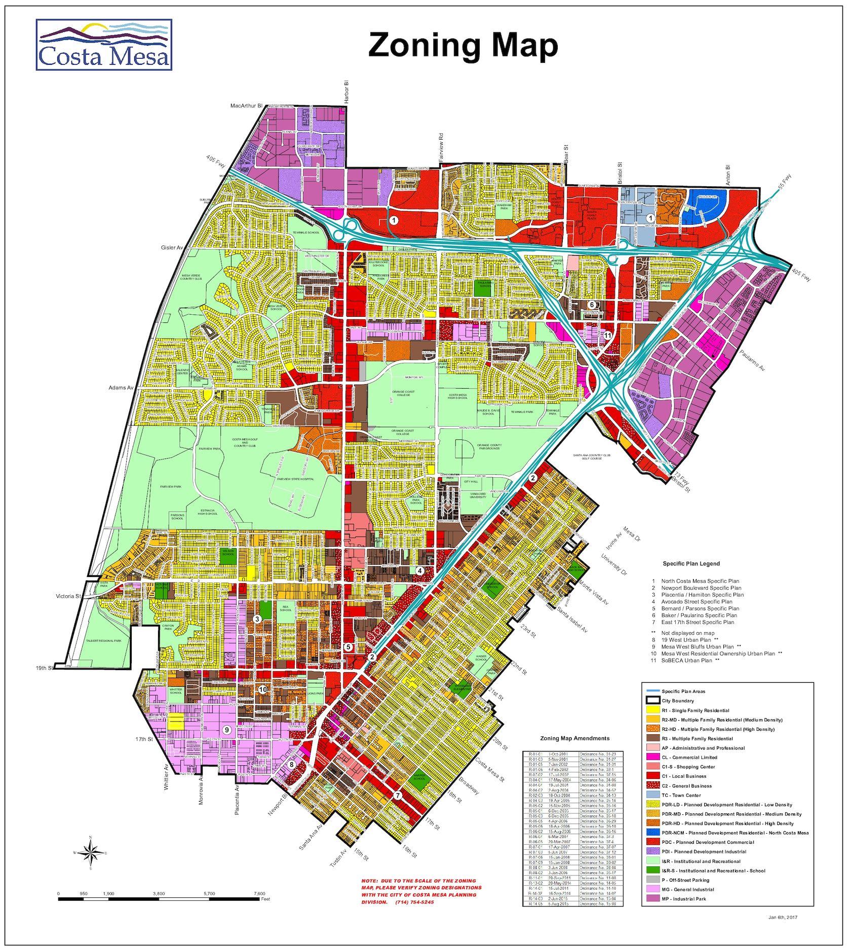 City Of Virginia Beach Zoning Map