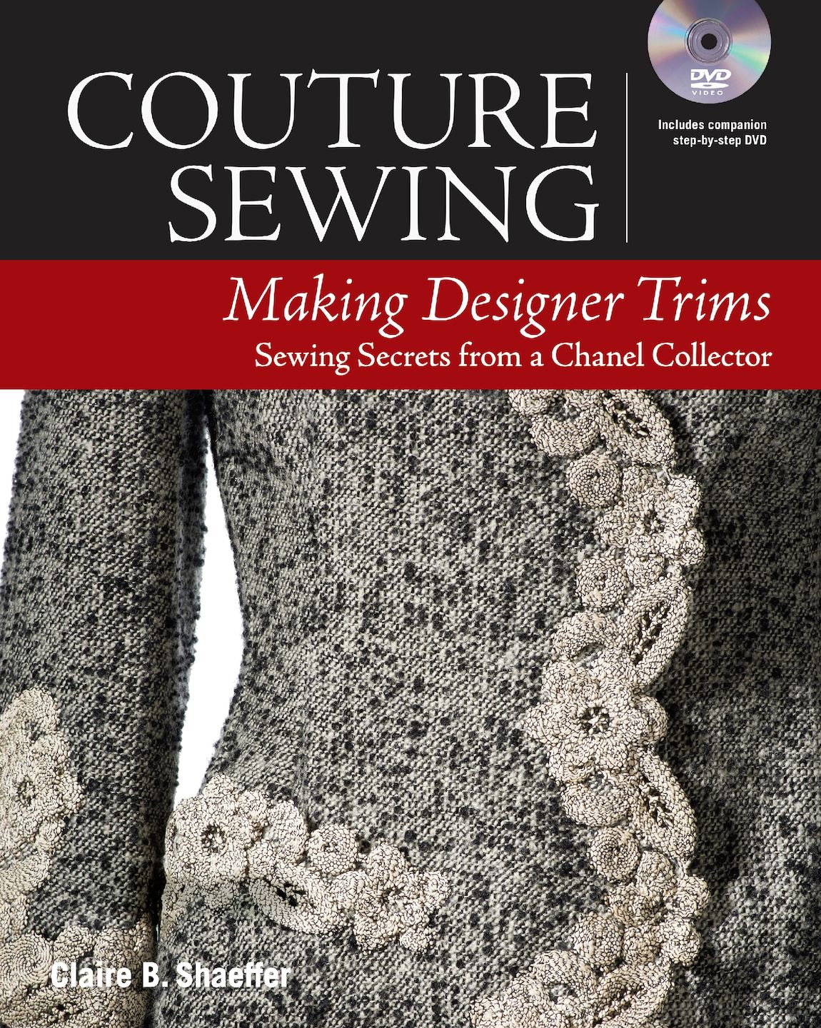 071570 Couture Sewing: Making Designer Trims