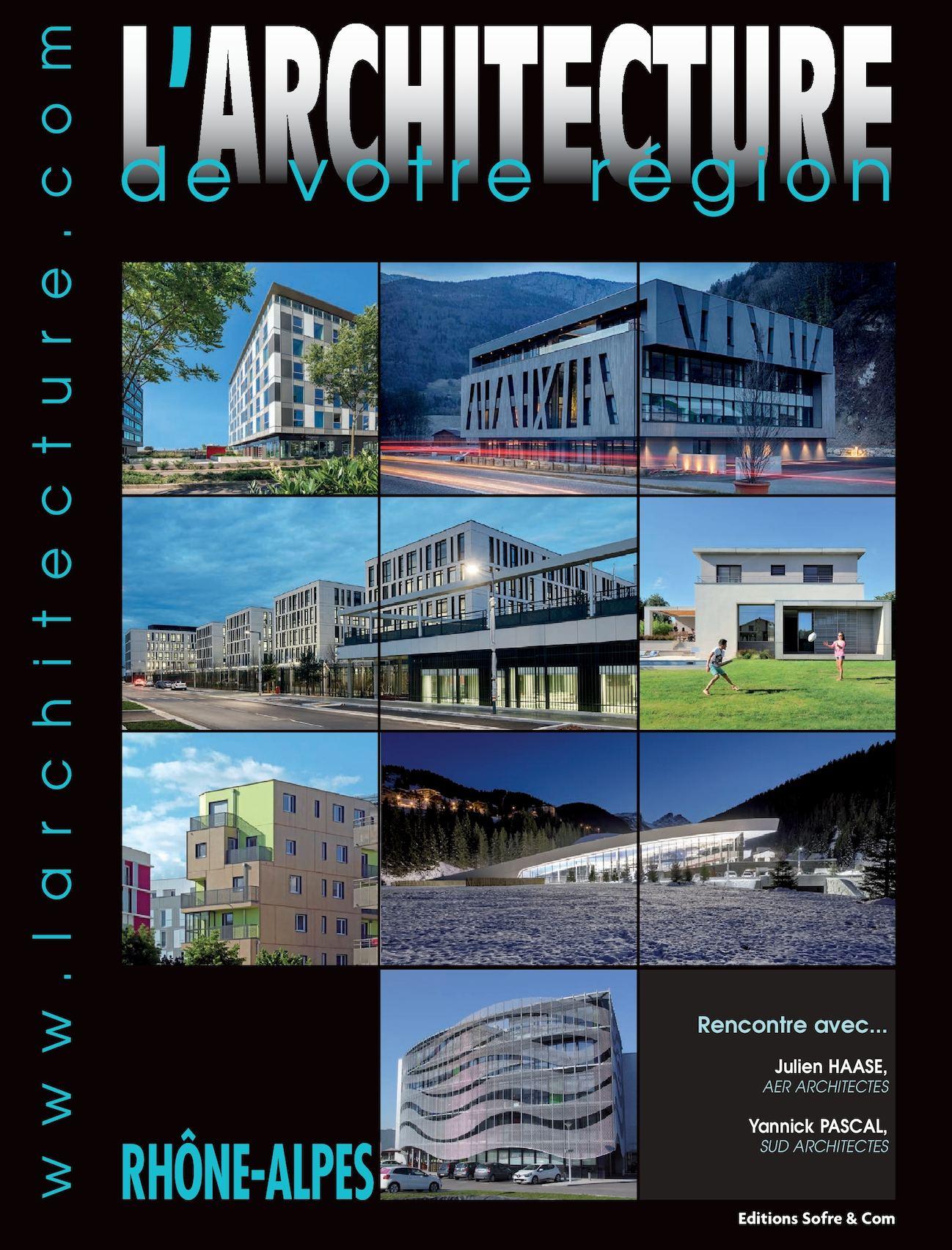 L'ARCHITECTURE DE VOTRE REGION - RHONE ALPES - 282
