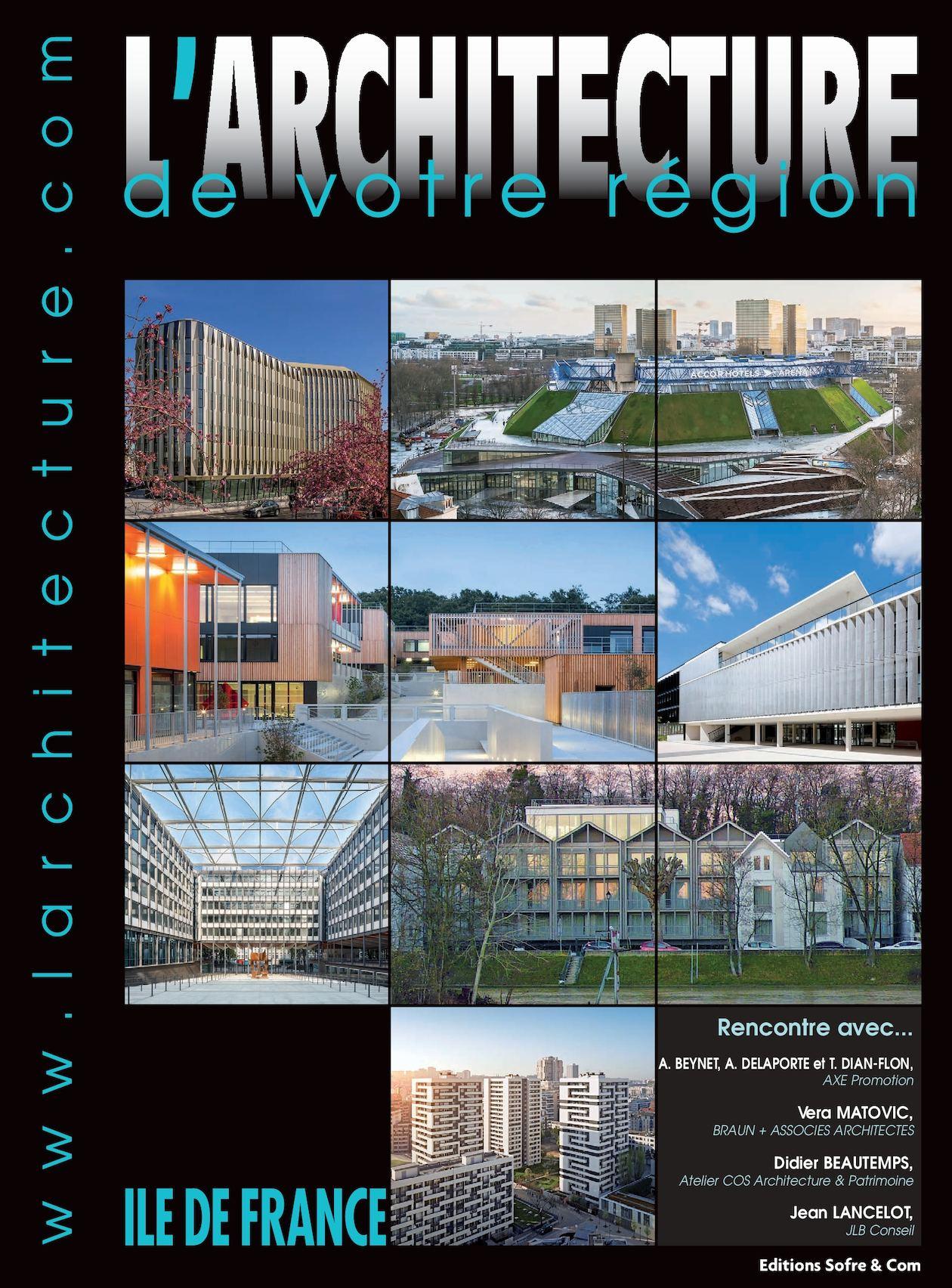 L'ARCHITECTURE DE VOTRE REGION - ILE DE FRANCE - 284