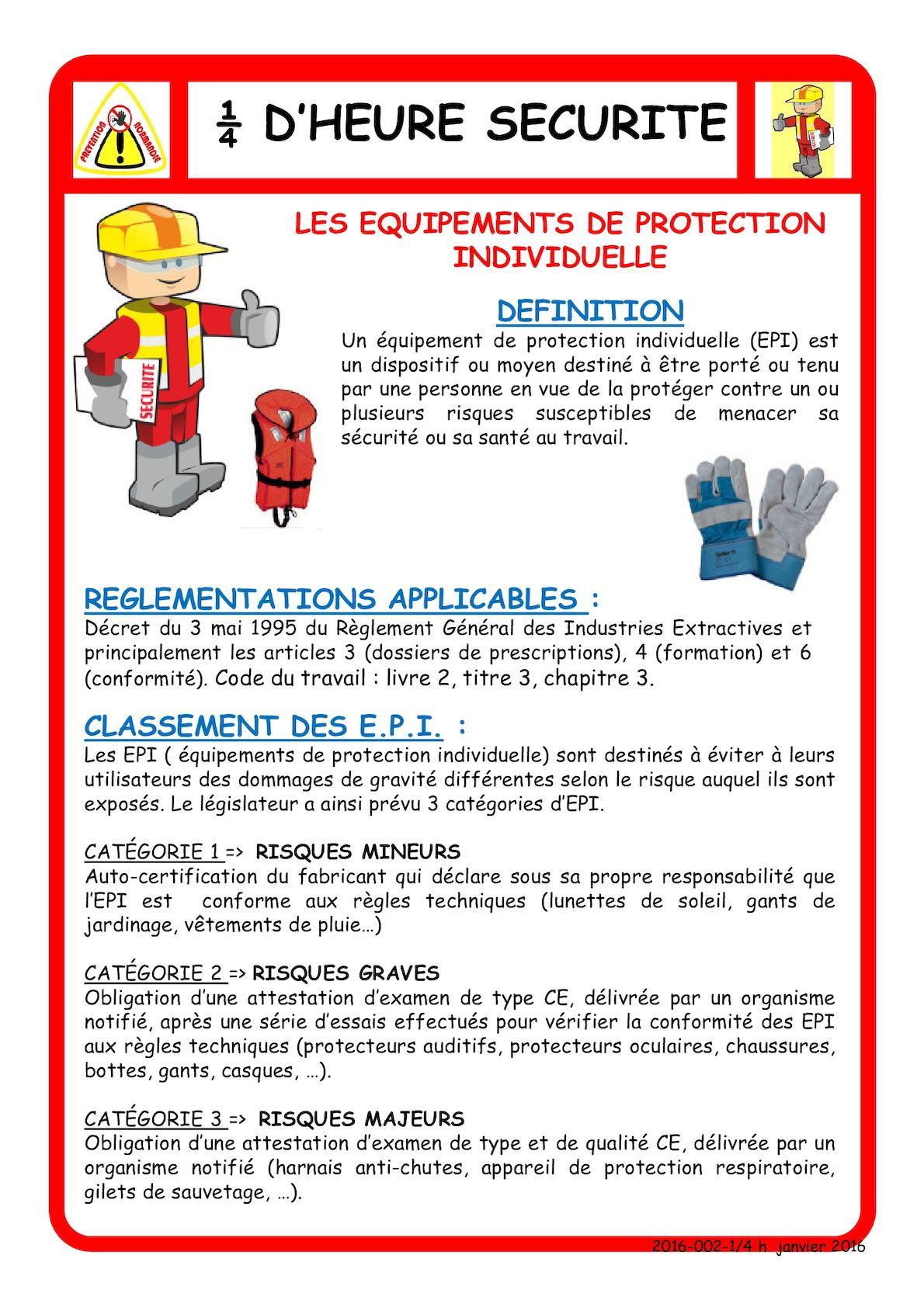 Calaméo - Quart D  Heure Securite Epi e2f44459e1e9