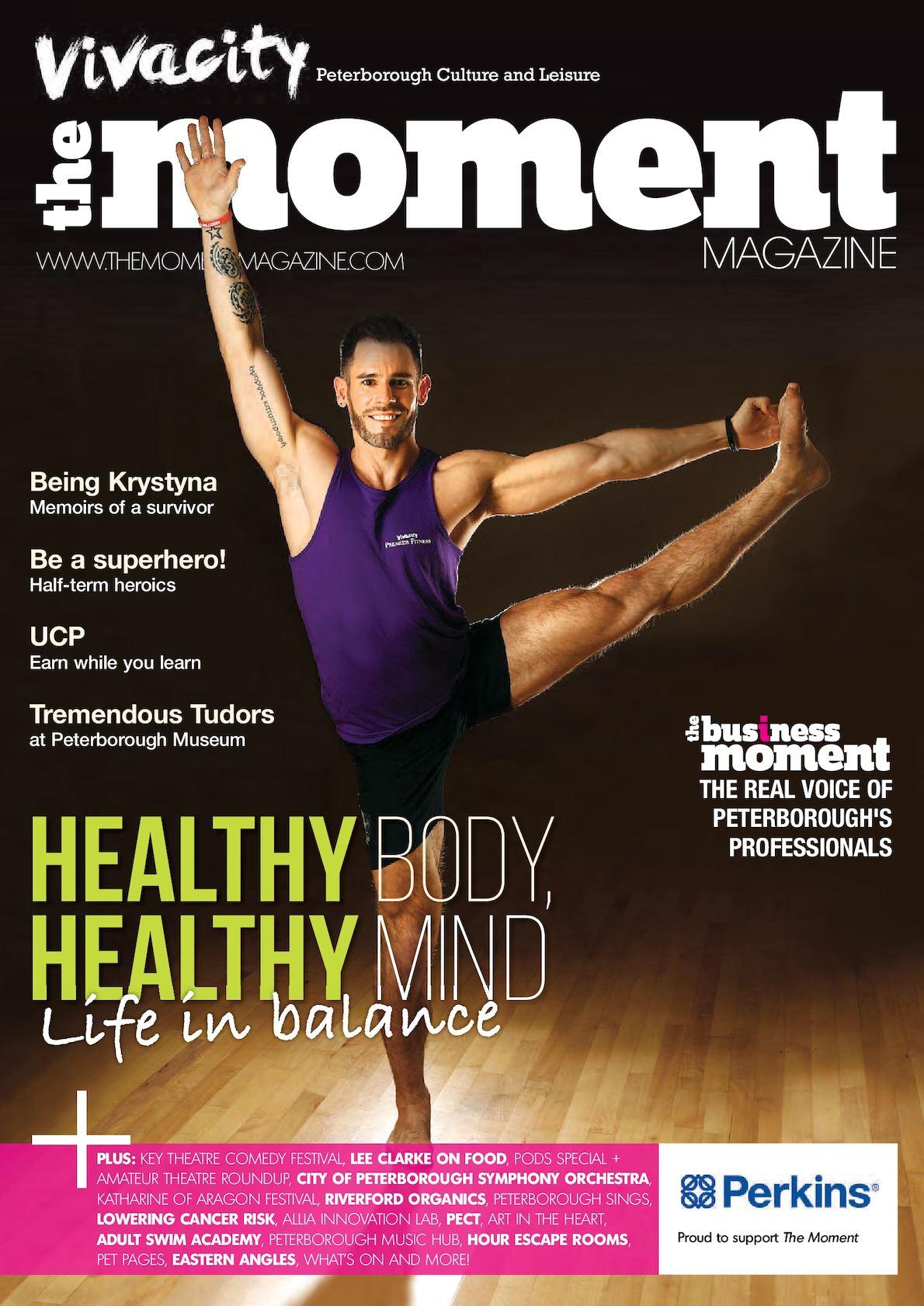 Calaméo The Moment magazine Feb March 2017