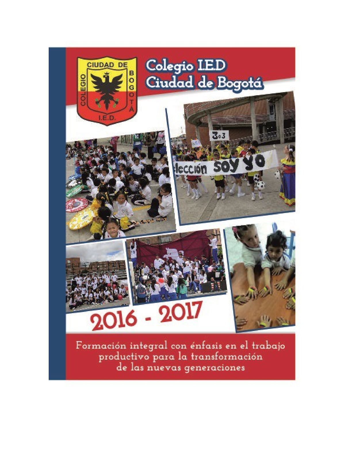 Manual De Convivencia Colegio Ciudad de Bogotá