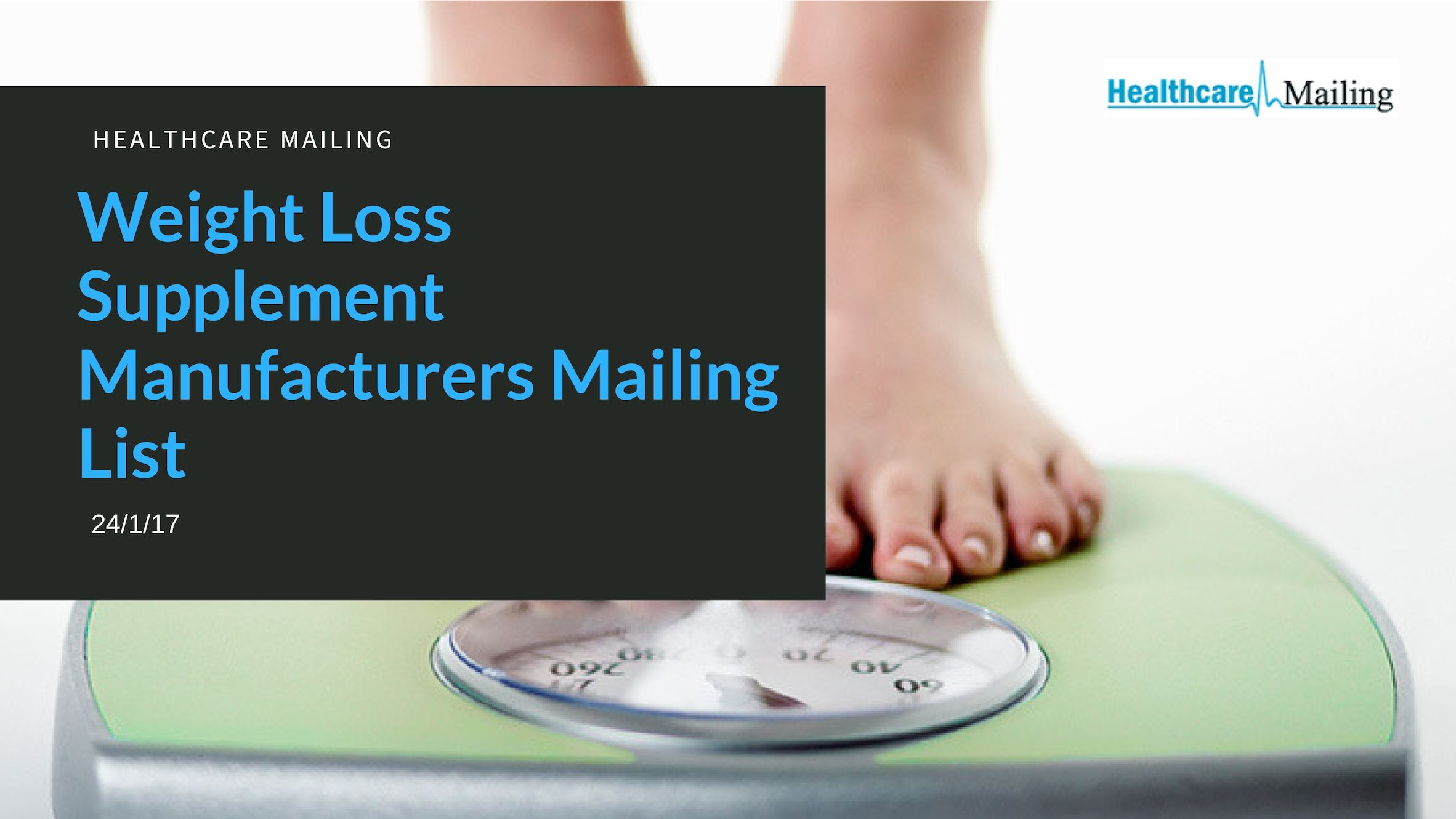 Calameo Weight Loss Supplement Manufacturers Mailing List