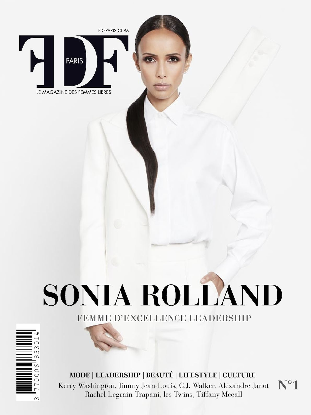 FDF Mag N°1 Jan-Fev-Mars