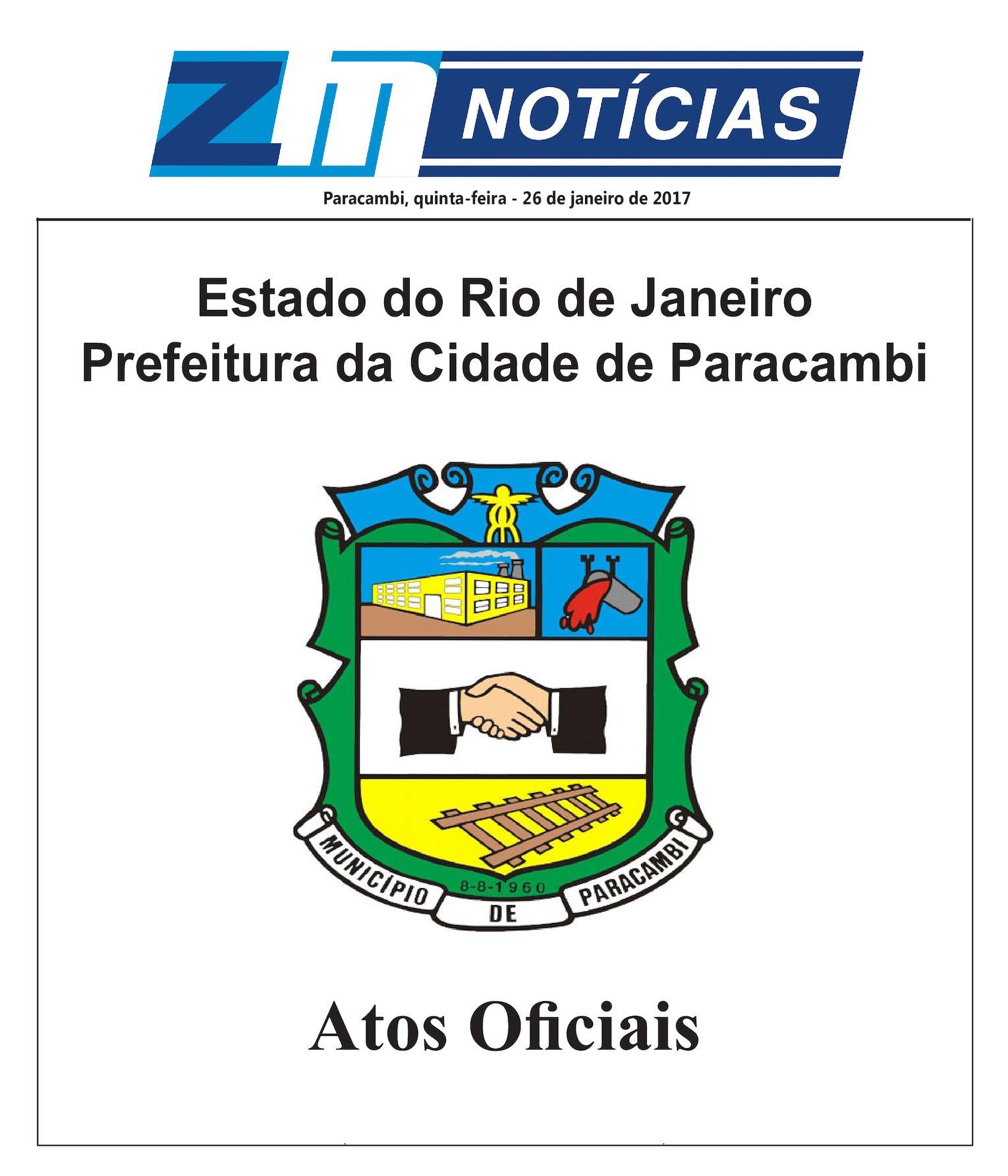 P M P Atos Oficiais 260117