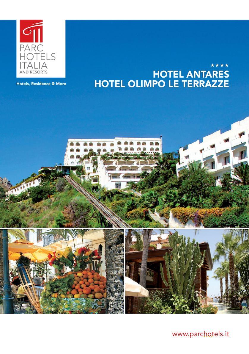 Calaméo - Hotel Antares Taormina