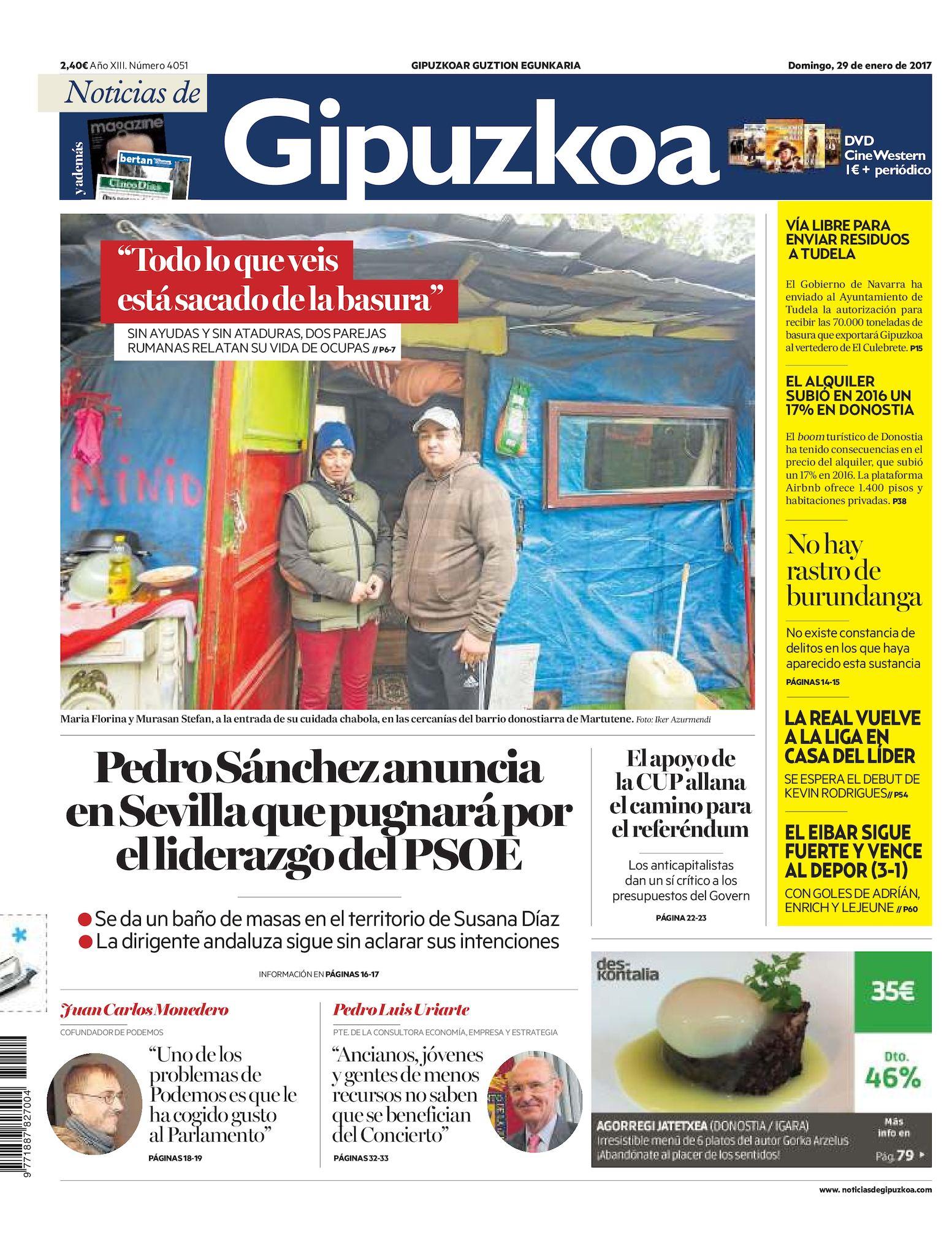 De Calaméo 20170129 Noticias Calaméo Gipuzkoa Noticias qtc1P4wwv