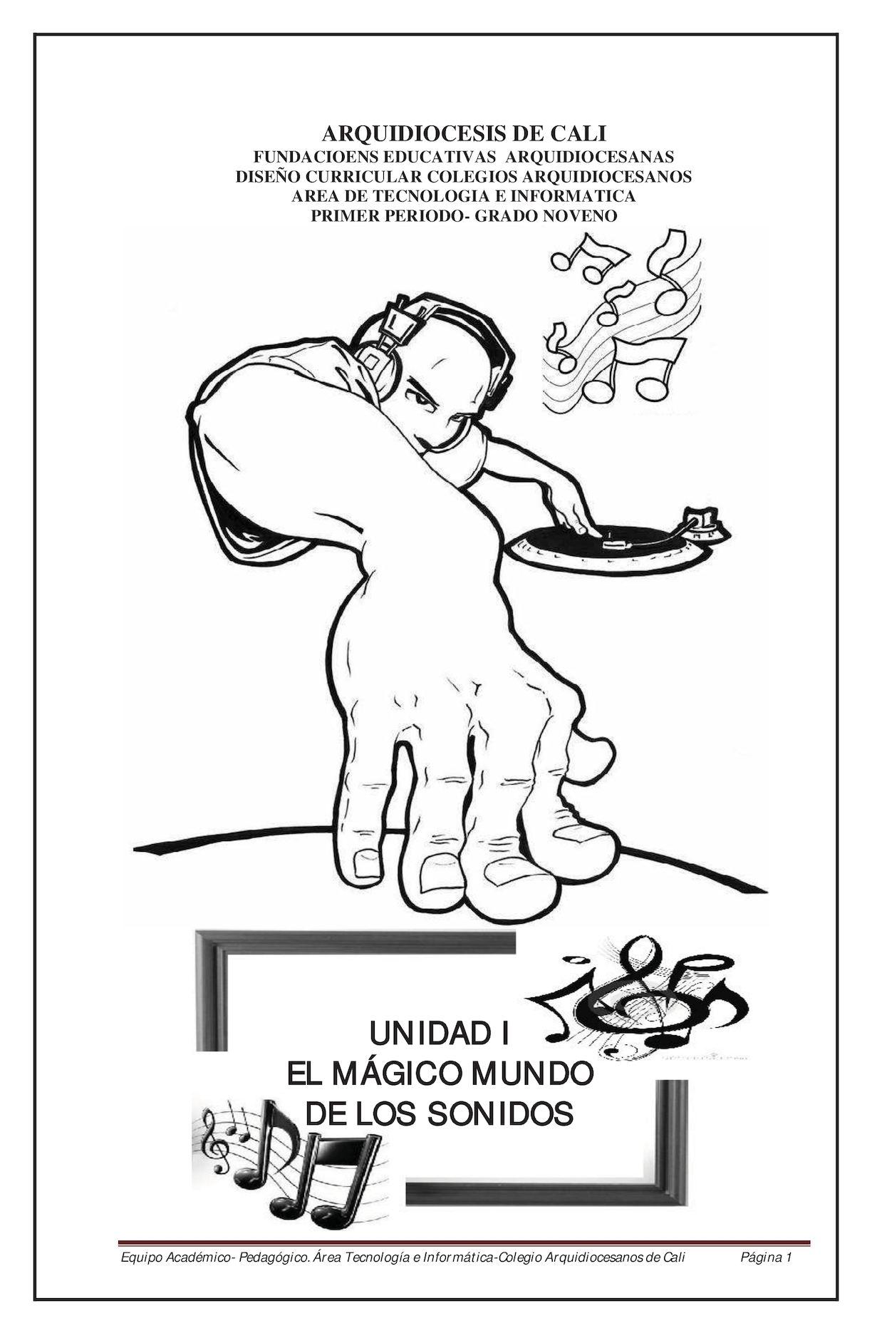PLAN DE AREA 9