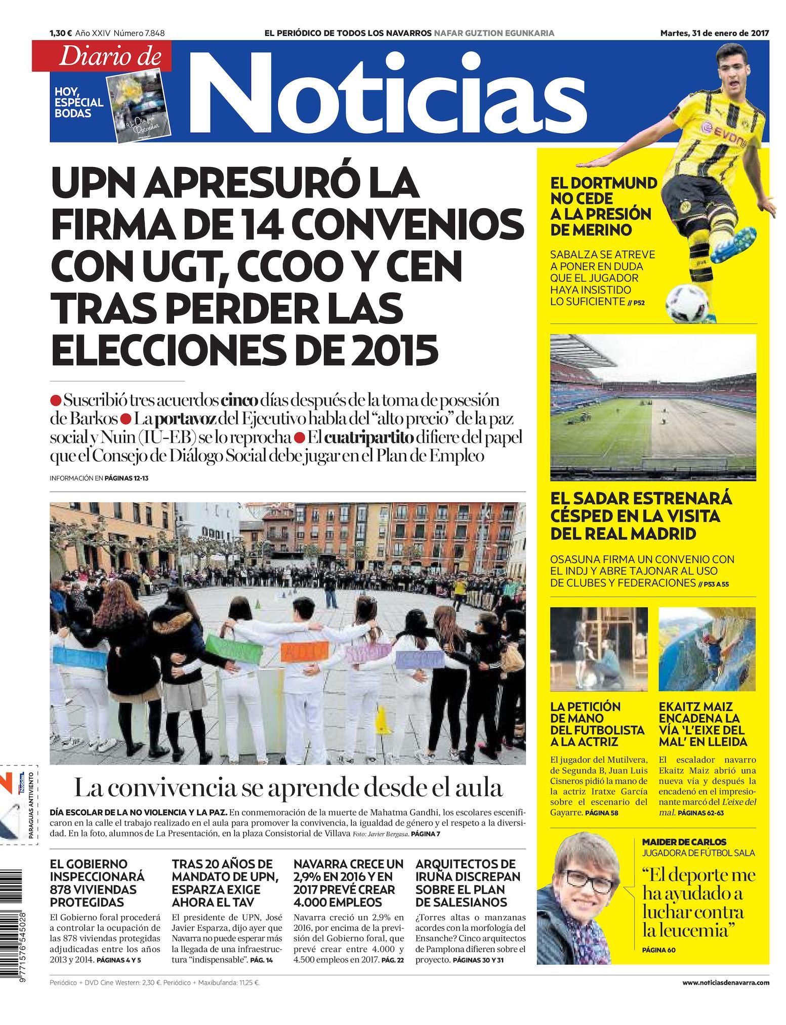 901d0da9e5 Calaméo - Diario de Noticias 20170131